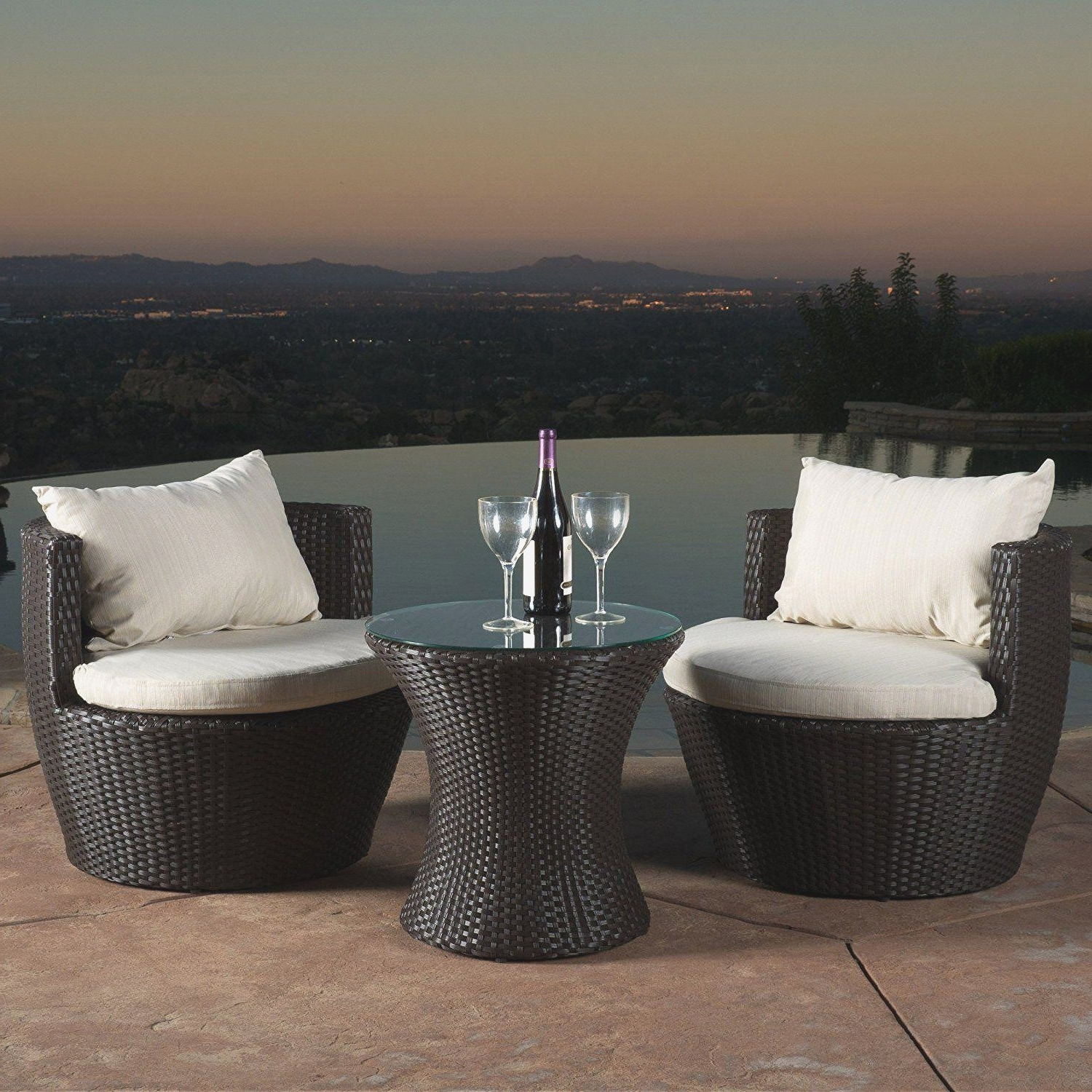 Widely Used Costco Outdoor Dining Awesome 30 The Best Teak Patio Furniture Intended For Kirkland Patio Umbrellas (View 9 of 20)