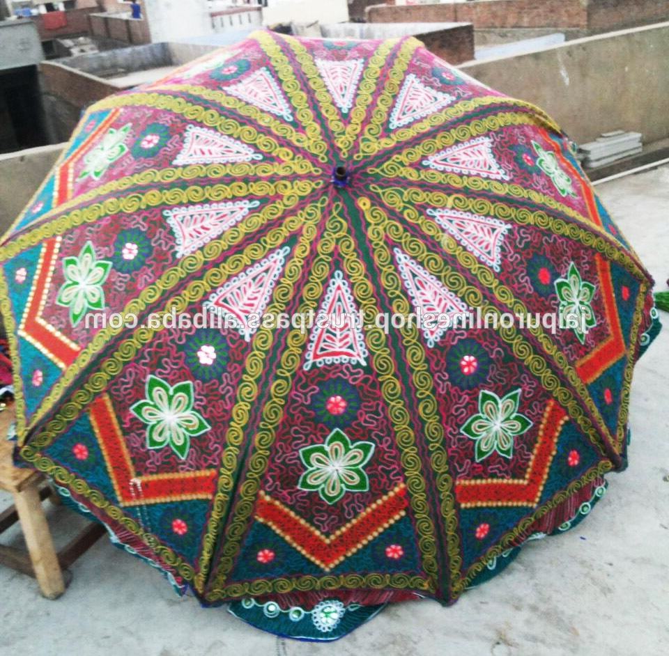 Widely Used Exotic Garden Parasols, Exotic Garden Parasols Suppliers And Inside Exotic Patio Umbrellas (View 19 of 20)