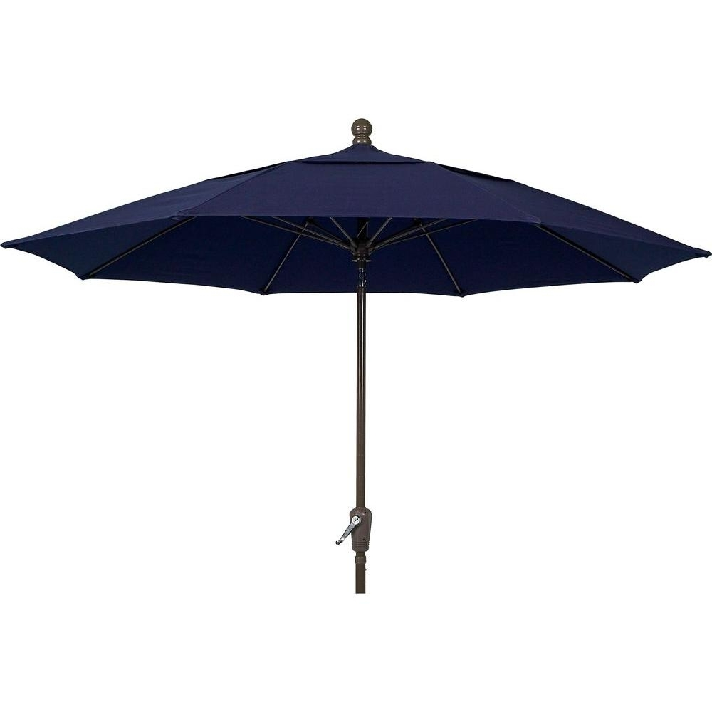 Widely Used Fiberbuilt Umbrellas Lucaya 11 Ft (View 6 of 20)