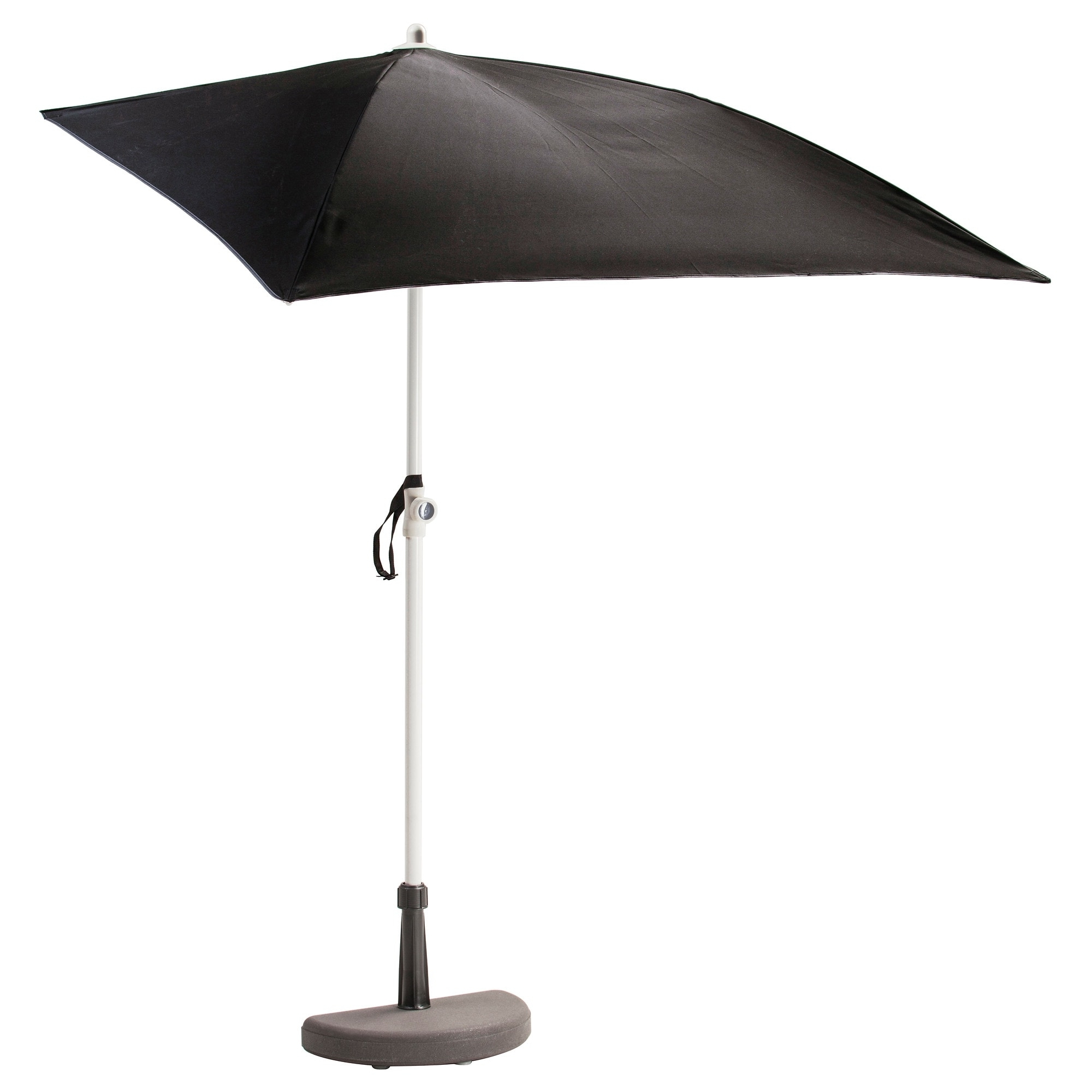Widely Used Ikea Patio Umbrellas Intended For Bramsön / Flisö Parasol With Base – Ikea (View 20 of 20)