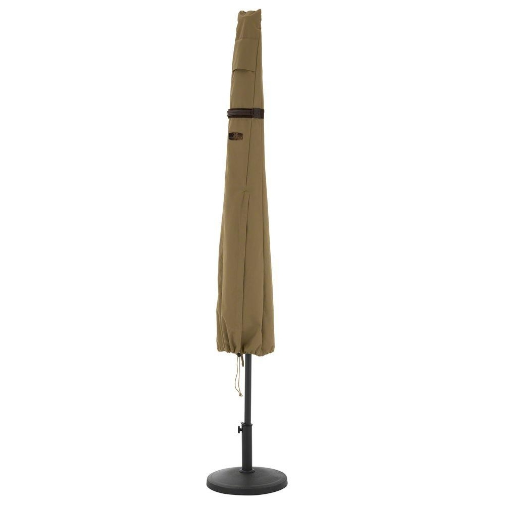 Widely Used Patio Umbrella Covers With Classic Accessories Hickory Patio Umbrella Cover 55 224 012401 Ec (View 18 of 20)