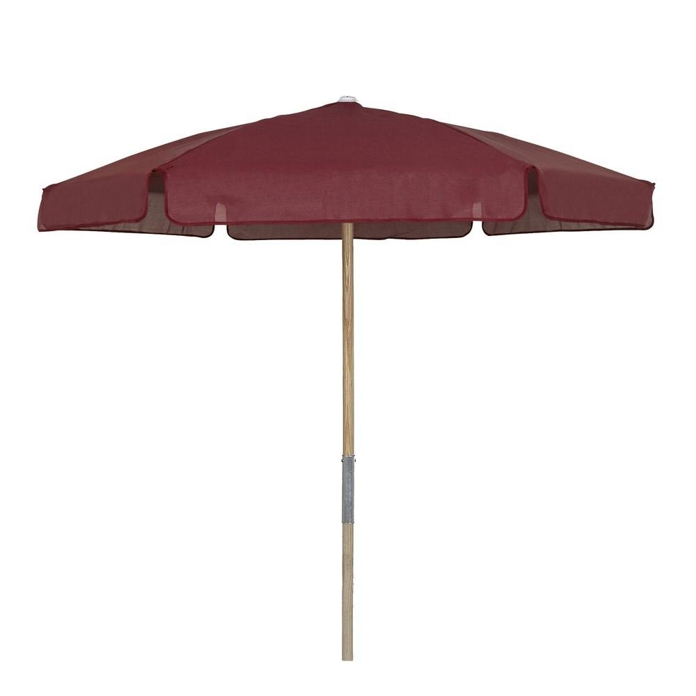 Widely Used Vinyl Patio Umbrellas For 7.5 Ft (View 2 of 20)
