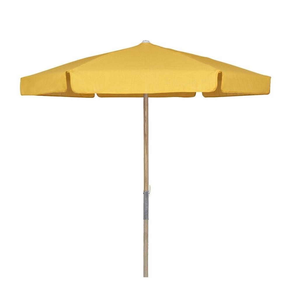 Widely Used Vinyl Patio Umbrellas With 7.5 Ft (View 20 of 20)