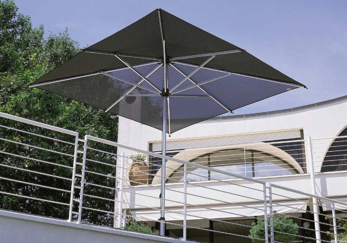 Wind Resistant Patio Umbrella – Home Design Ideas And Pictures Inside Current Patio Umbrellas For Windy Locations (View 15 of 20)