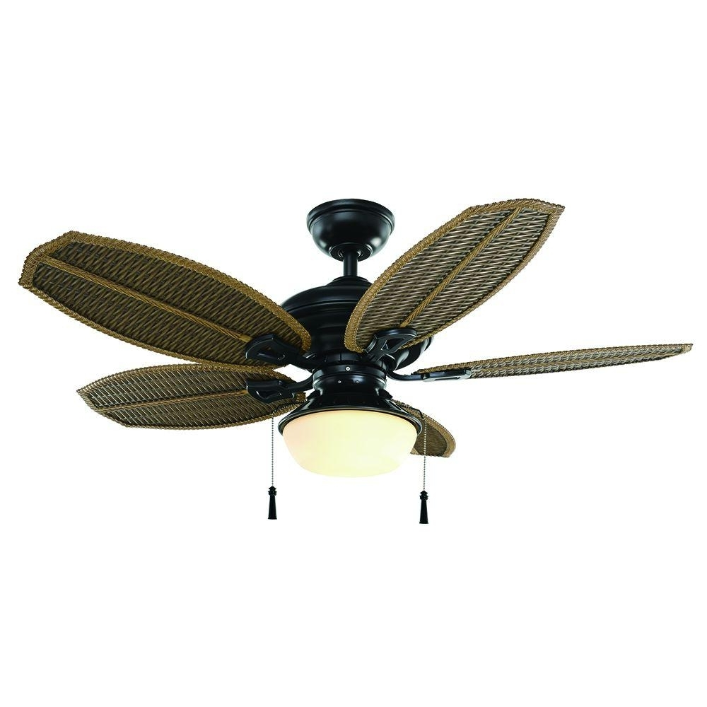20 Coastal Style Ceiling Fans, Gulf Coast Nautical Raindance Ceiling Within Most Up To Date Coastal Outdoor Ceiling Fans (View 1 of 20)