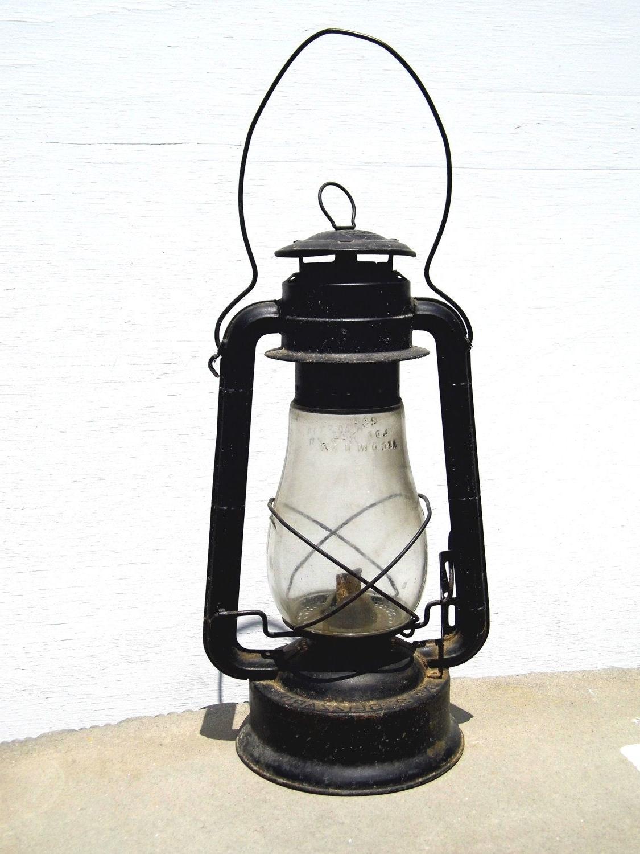 2018 Dietz Lantern, Vintage Lantern, Railroad Lantern, Antique Lantern Intended For Outdoor Railroad Lanterns (Gallery 5 of 20)