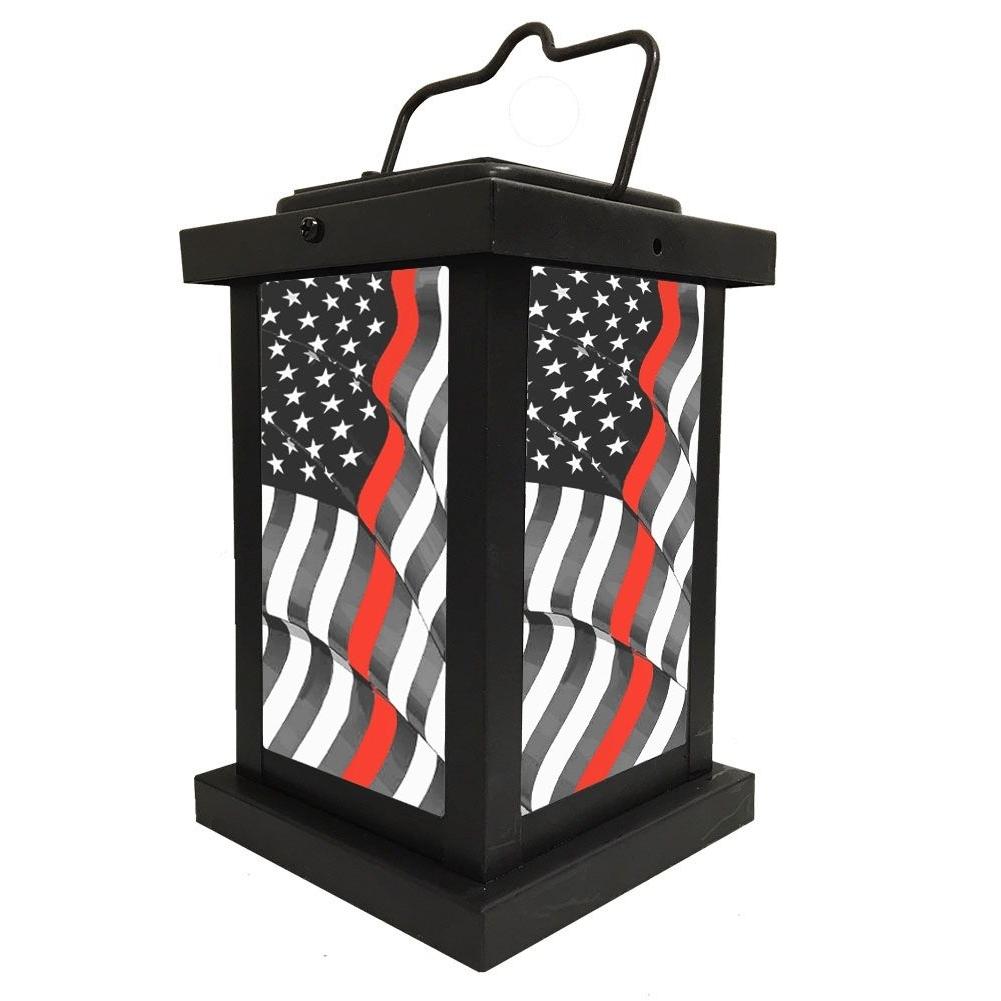 2018 Firefighter Waving Light Of Hope Memorial Lantern (View 20 of 20)