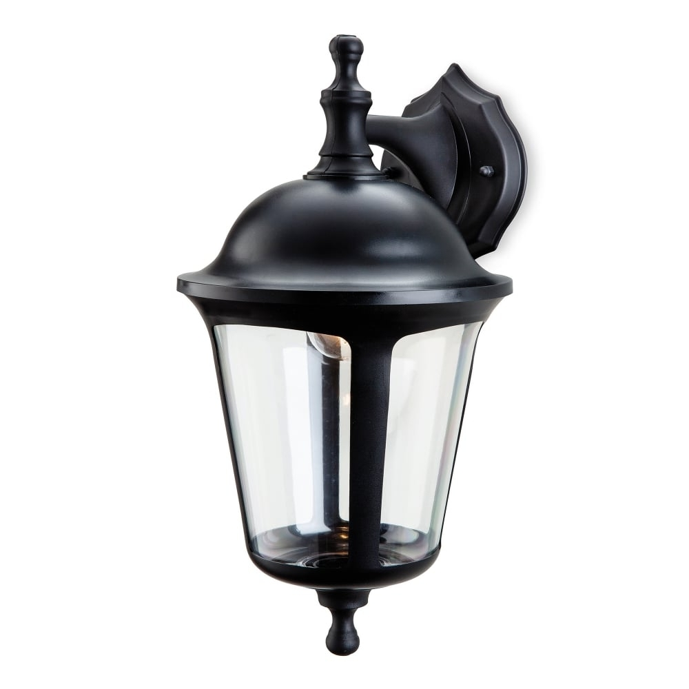 2018 Firstlight Boston Single Light Outdoor Down Light Wall Lantern In Intended For Outdoor Pir Lanterns (View 11 of 20)