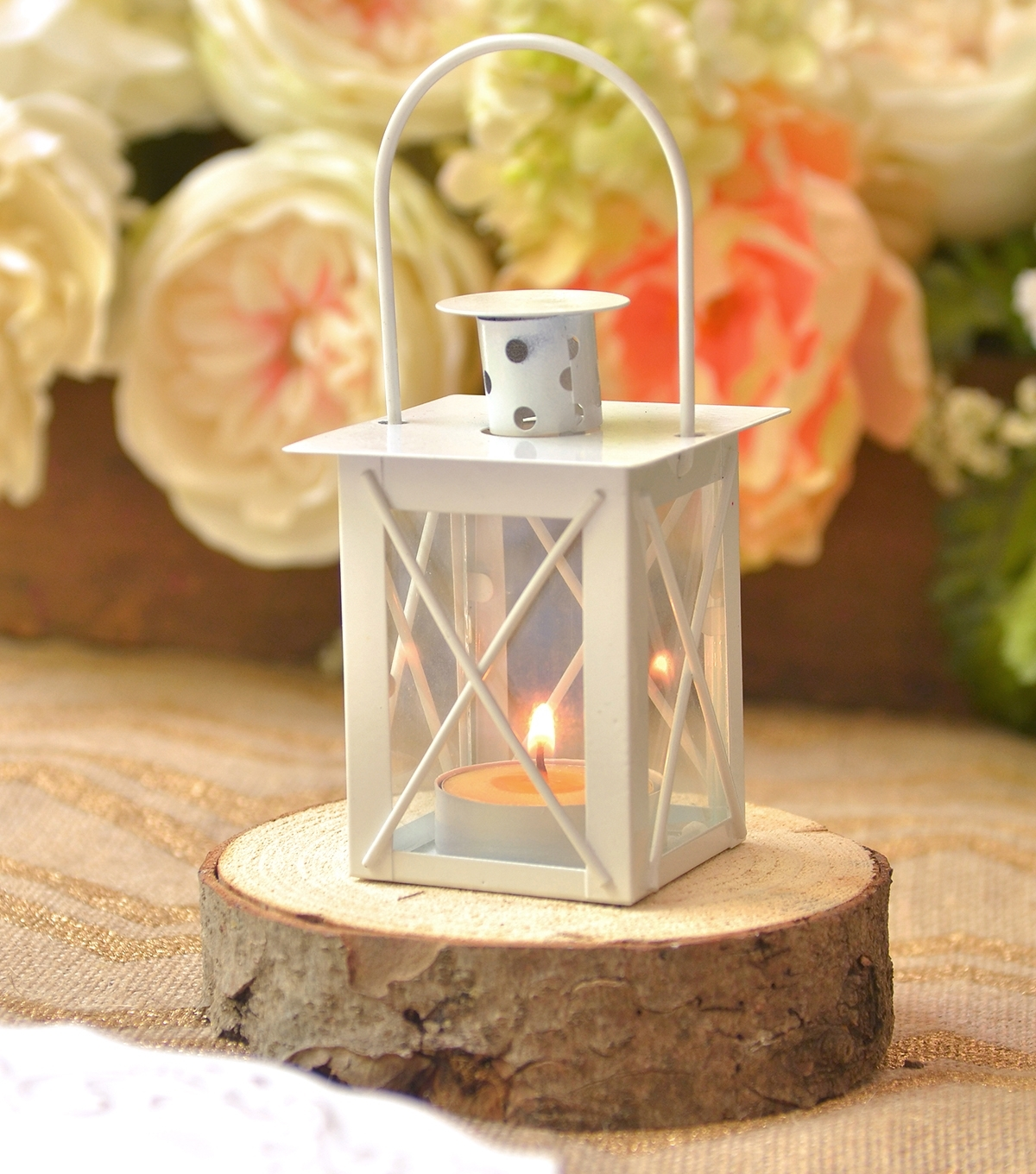 2018 Joanns Outdoor Lanterns With Regard To White Lantern Favor (View 1 of 20)