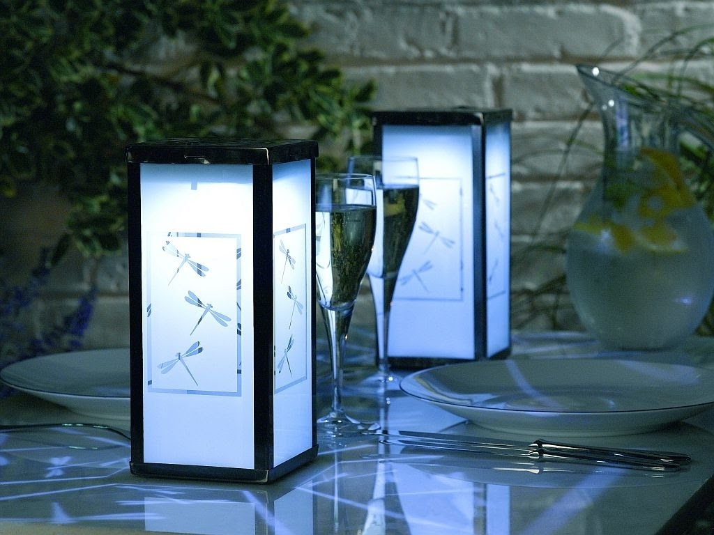 2018 Outdoor Lanterns For Tables For Solar Outdoor Lighting Lanterns – Outdoor Lighting (Gallery 4 of 20)