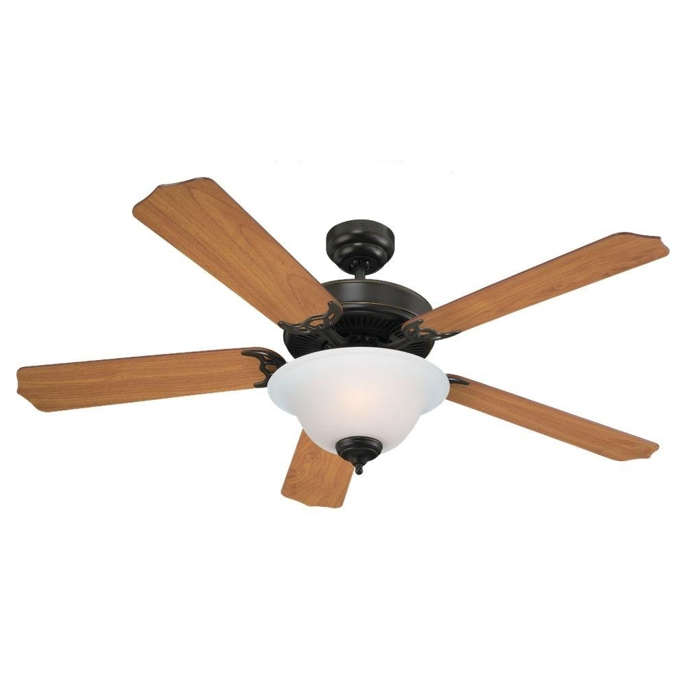 2018 Quality Outdoor Ceiling Fans With Sea Gull Lighting Quality Max Plus 52 In (View 4 of 20)