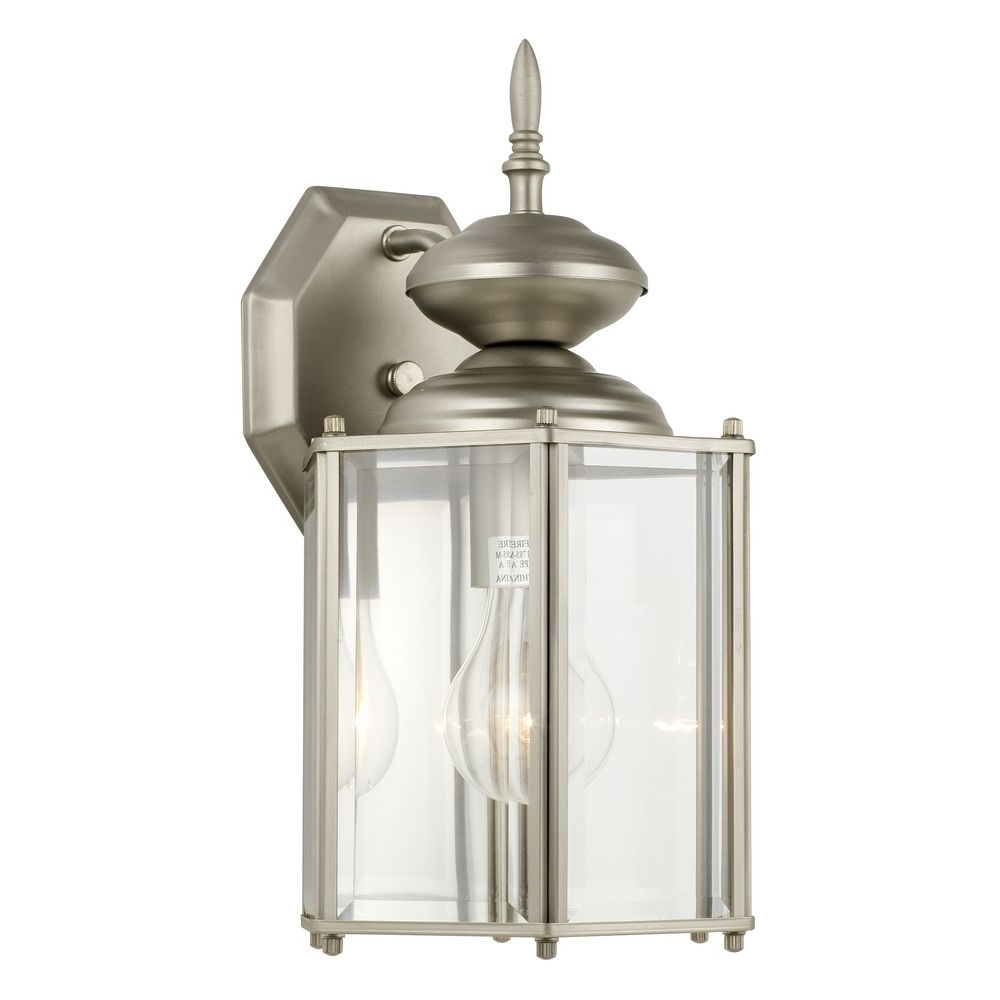 2019 Astonishing Exterior Wall Lanterns 2017 Design – Outdoor Wall Within Silver Outdoor Lanterns (View 8 of 20)