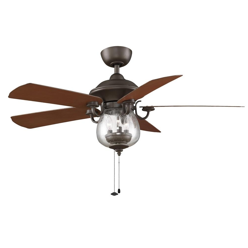 2019 Indoor Ceiling Fans – Goinglighting For Outdoor Ceiling Fans With Led Globe (Gallery 14 of 20)