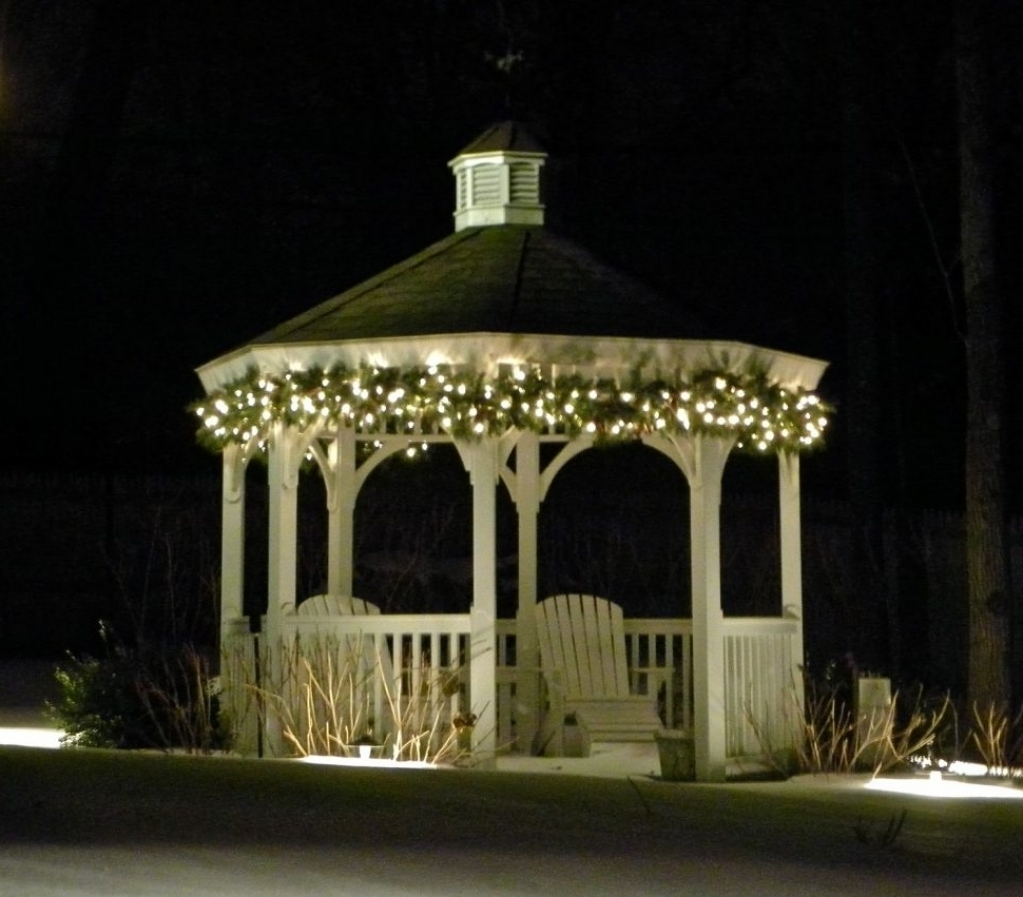 2019 Outdoor Gazebo Lanterns Throughout Outdoor Gazebo Lighting Outdoor Hanging Lights Copper Lanterns For (View 8 of 20)