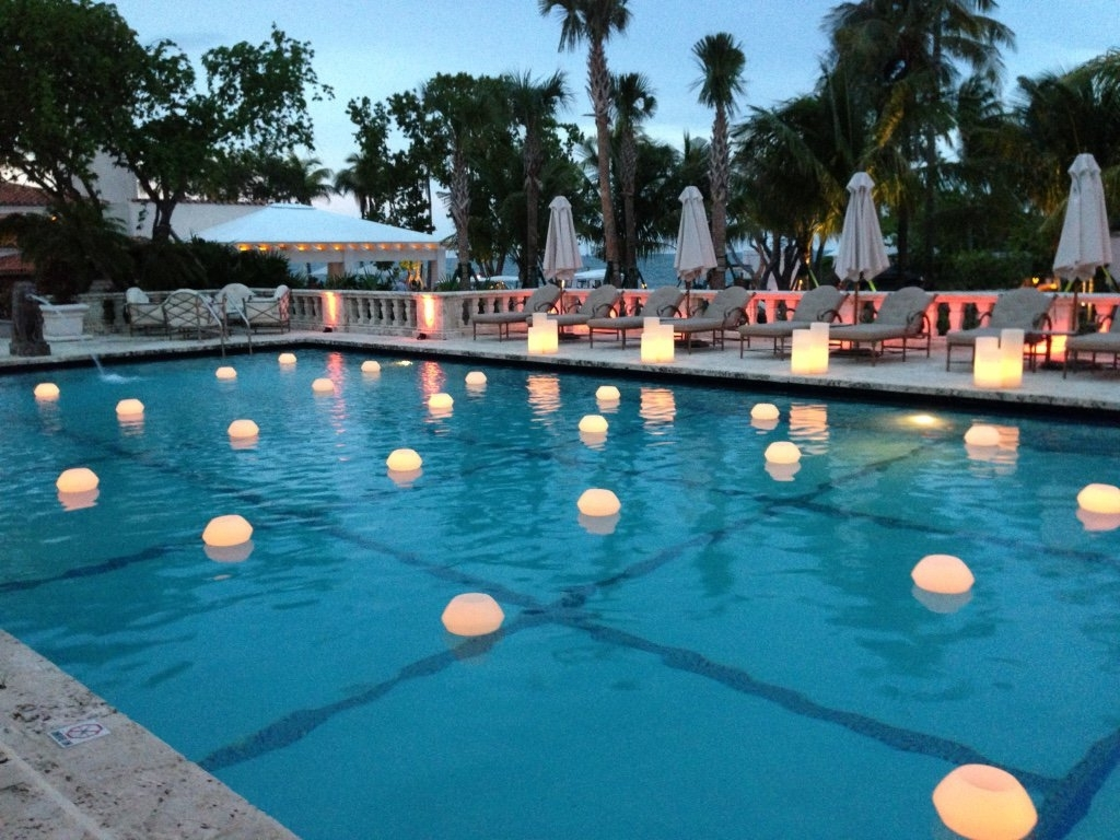 2019 Outdoor Pool Lanterns Within Swimming Pool Candles – Image Antique And Candle Victimassist (View 2 of 20)
