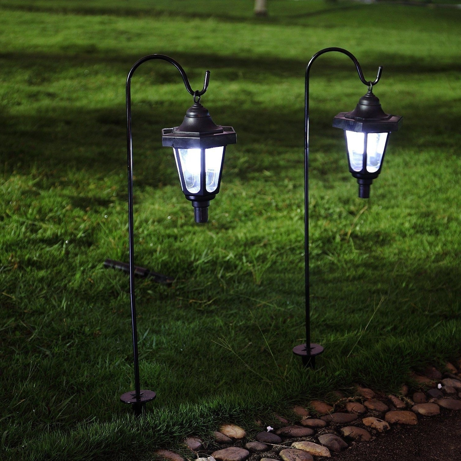 30 Best Of Solar Hanging Lanterns Lights Outdoor Regarding Popular Elegant Outdoor Lanterns (View 2 of 20)