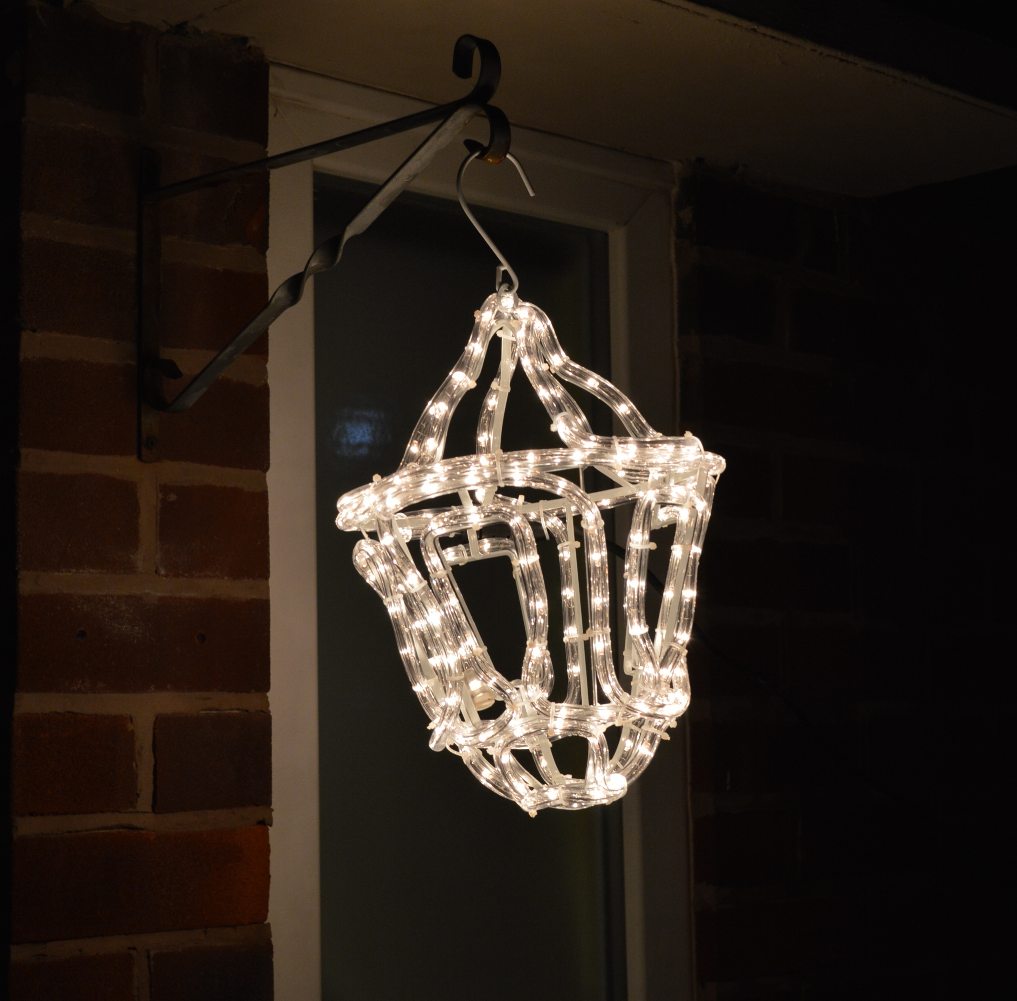 33Cm Premier Outdoor Led Lantern Rope Light Christmas Decoration In Intended For Most Recent Outdoor Christmas Rope Lanterns (View 3 of 20)
