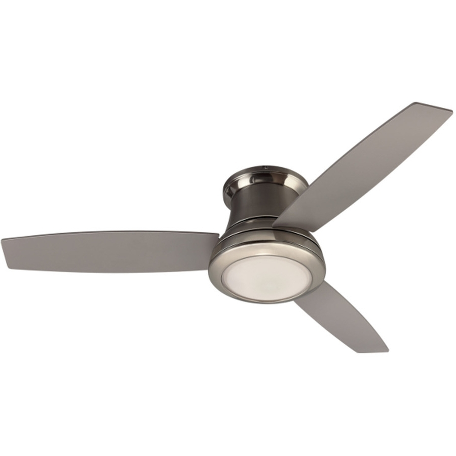 36 Inch Outdoor Ceiling Fans With Light Flush Mount With 2019 Ceiling Fan: Captivating Flush Mount Ceiling Fans For Home Flush (View 4 of 20)