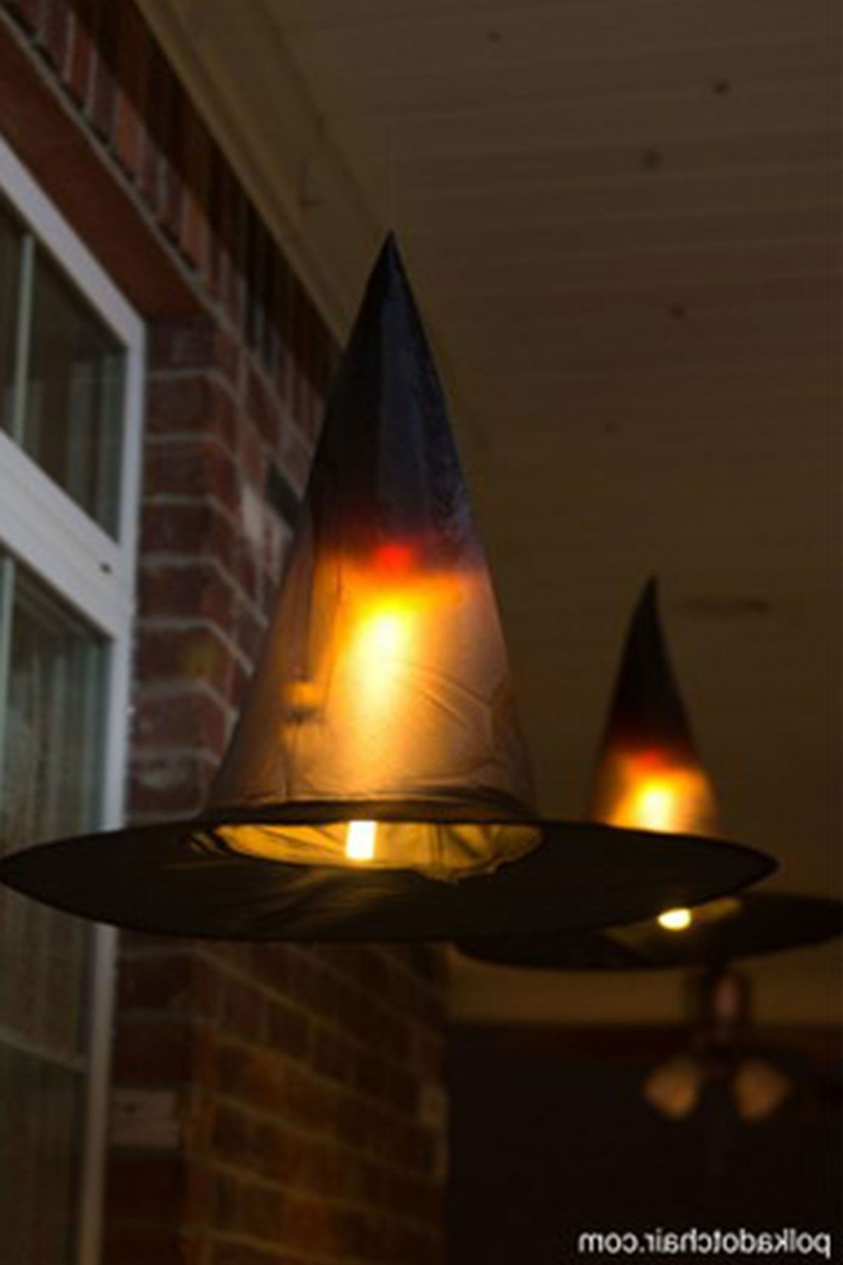 40 Best Outdoor Halloween Decoration Ideas – Easy Halloween Yard And Inside Fashionable Outdoor Halloween Lanterns (View 12 of 20)