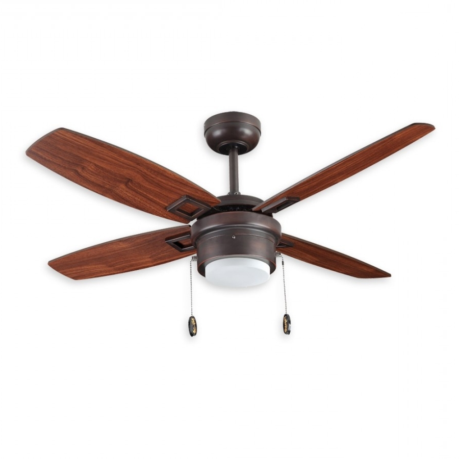 "42"" Ceiling Fan, Contemporary Ceiling Fans, Sprite Ceiling Fan Pertaining To Most Popular Mission Style Outdoor Ceiling Fans With Lights (View 9 of 20)"