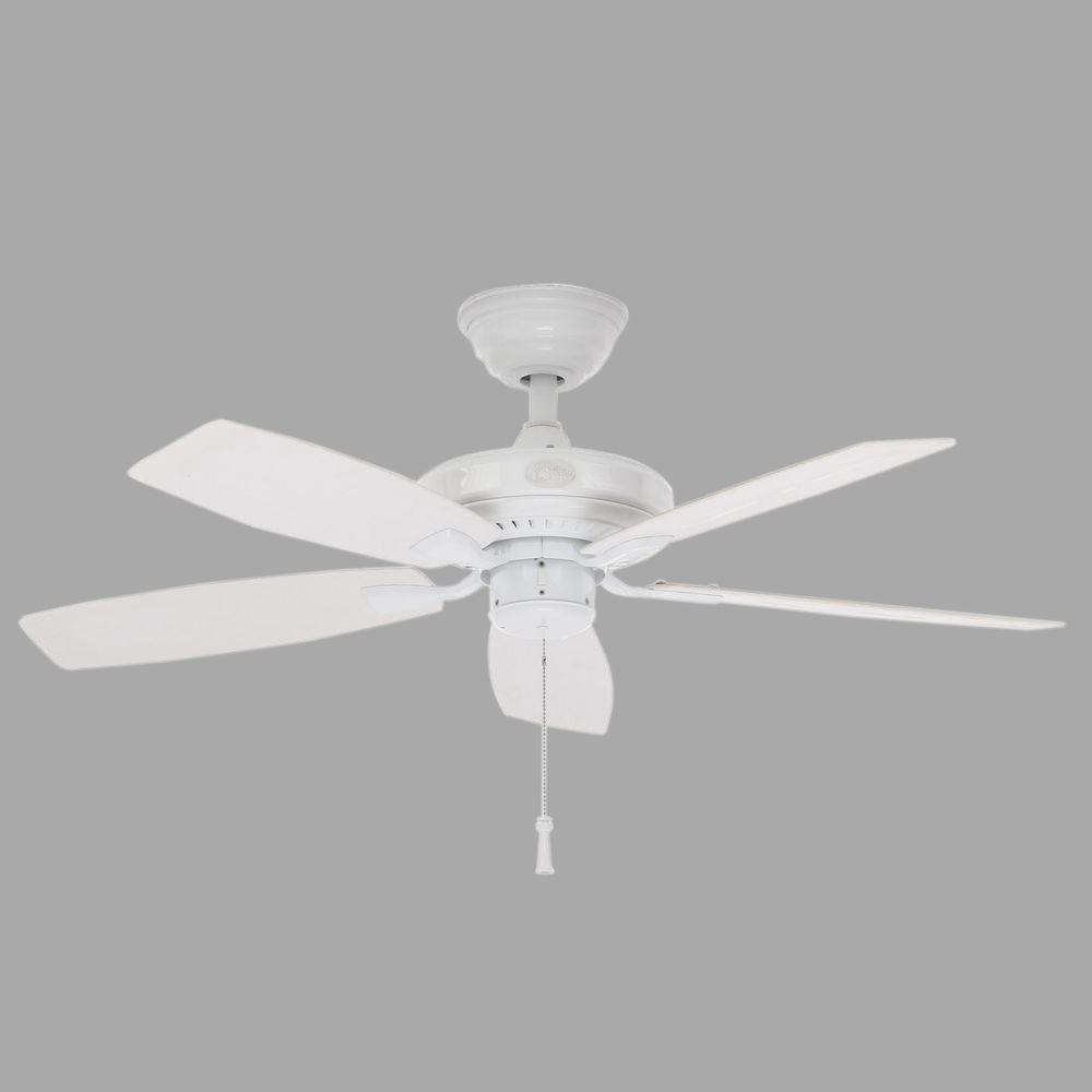 42 Inch Outdoor Ceiling Fans For Most Current Hampton Bay Gazebo 42 Inch Indoor Outdoor Ceiling Fan Energy Star (Gallery 15 of 20)