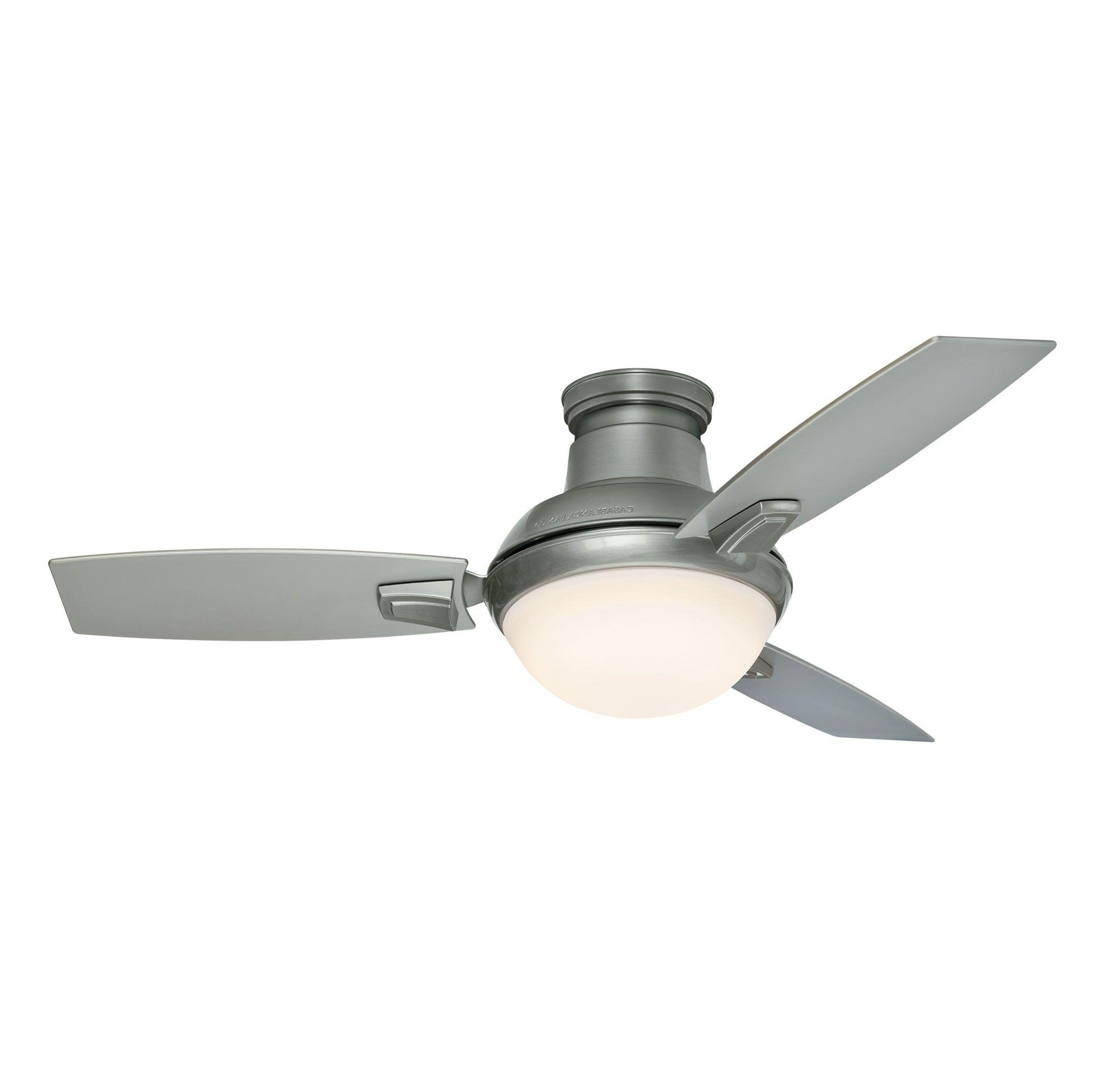 44 Inch Outdoor Ceiling Fans With Lights Intended For Most Recently Released Verse 44 Inch Led Ceiling Fan Is Perfect For A Small Or Medium Sized (Gallery 12 of 20)