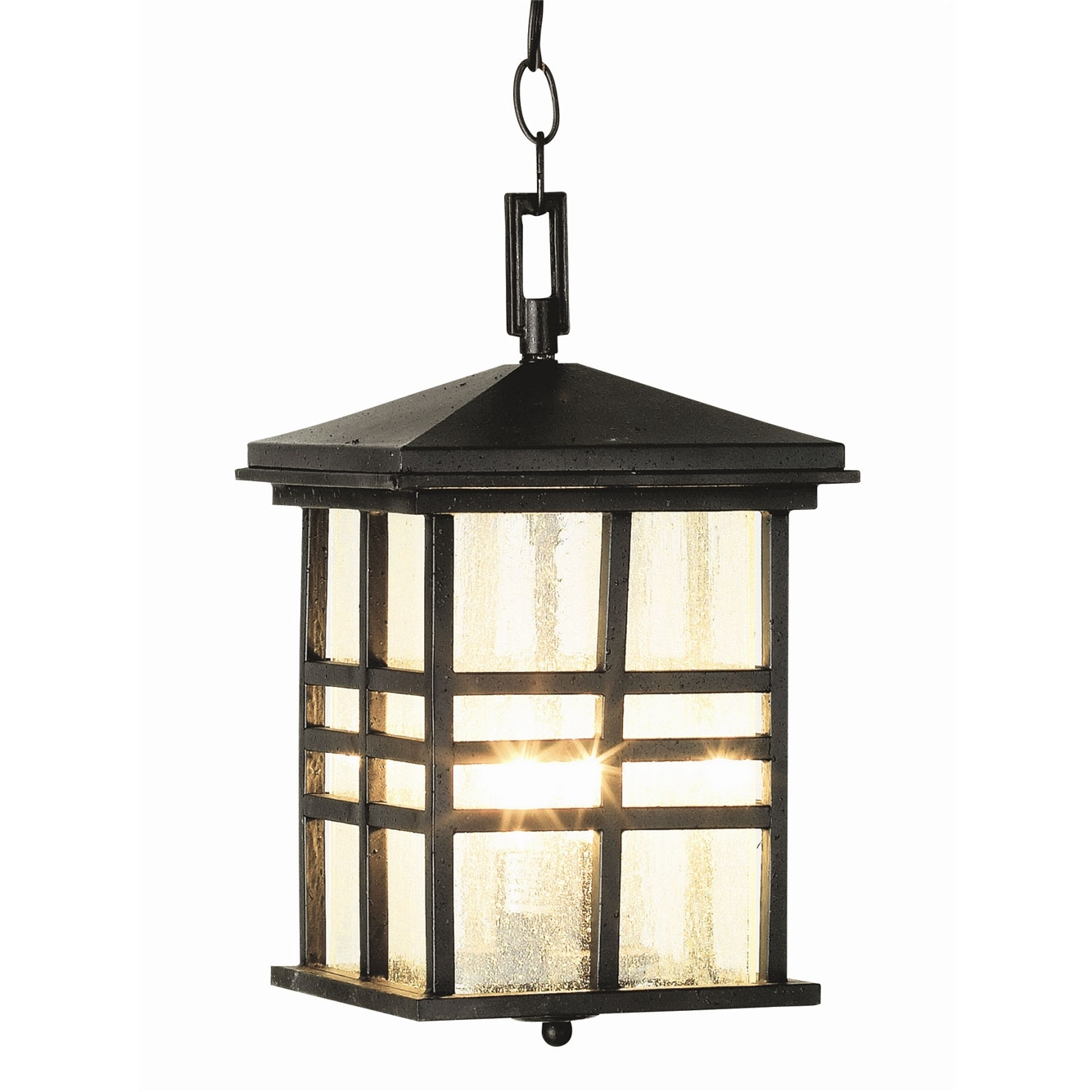 4638 Bk Throughout Preferred Outdoor Hanging Lanterns (Gallery 10 of 20)