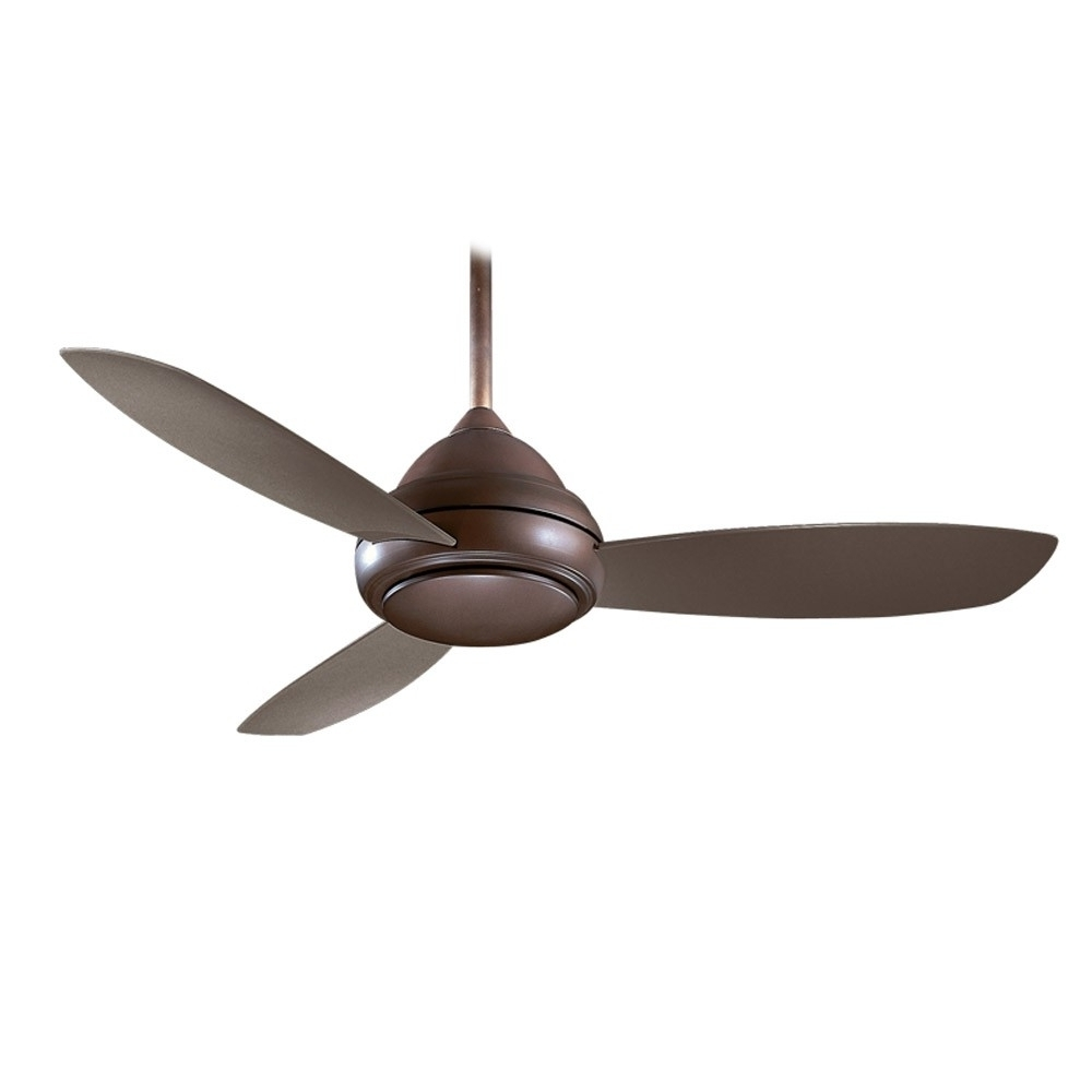 48 Ceiling Fans Without Lights, Ceiling Fan Light Kit Ceiling Fan Pertaining To Most Popular Low Profile Outdoor Ceiling Fans With Lights (View 16 of 20)