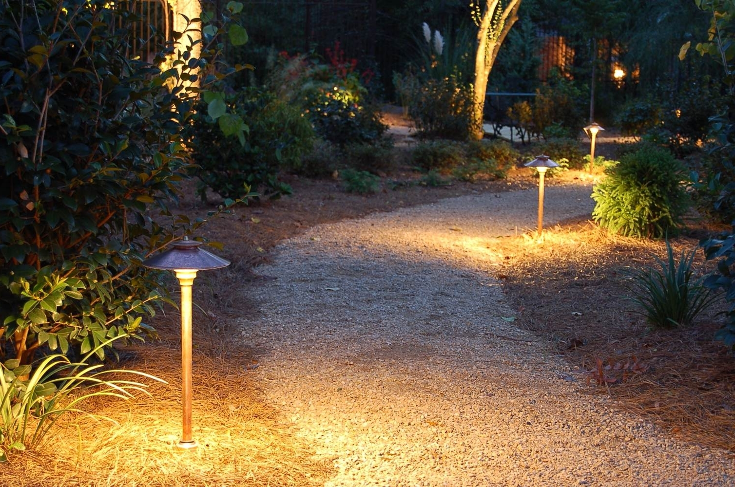 Featured Photo of Outdoor Low Voltage Lanterns