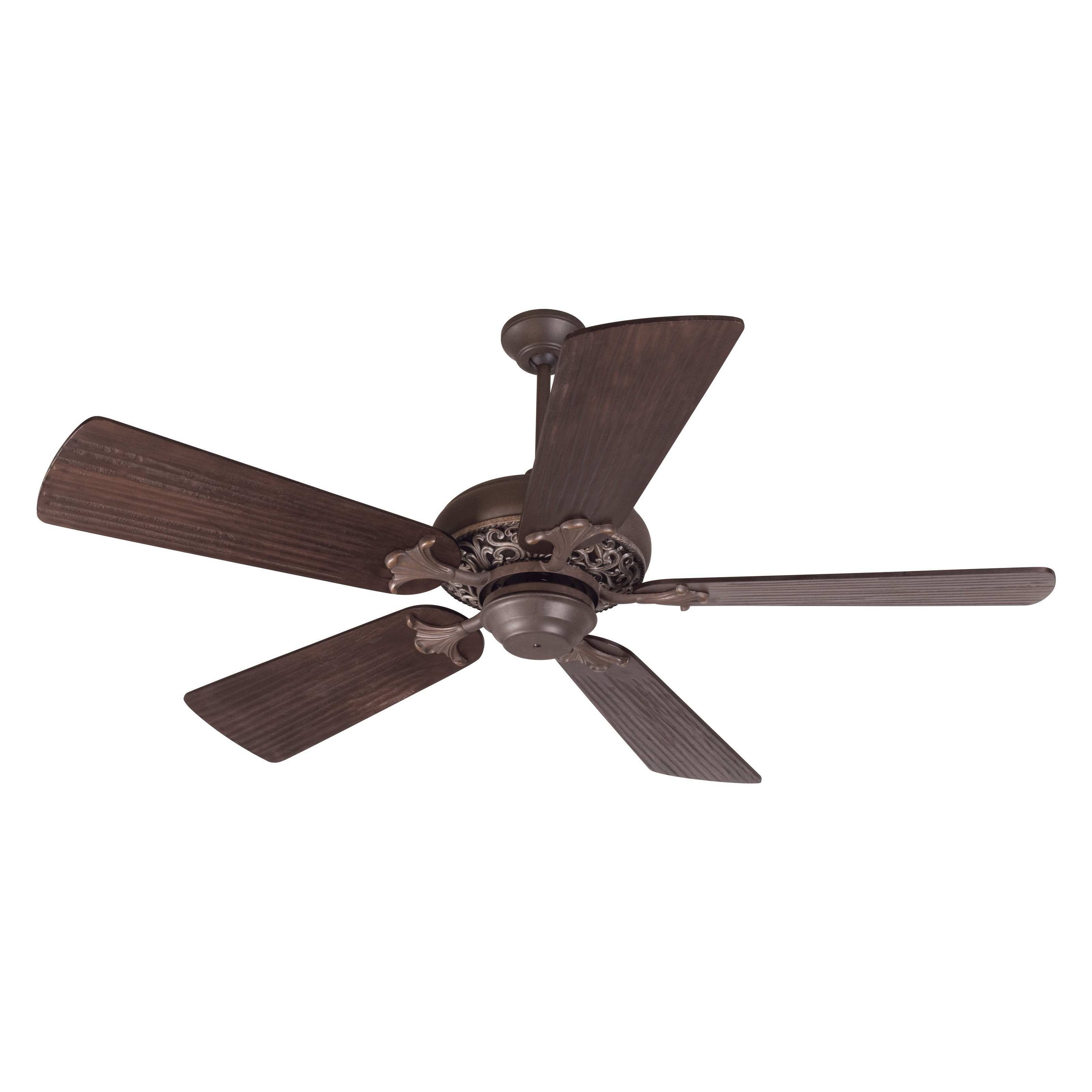 60 Inch Ceiling Fan With Light And Remote Best Of Kichler Arkwet With Famous 60 Inch Outdoor Ceiling Fans With Lights (View 17 of 20)