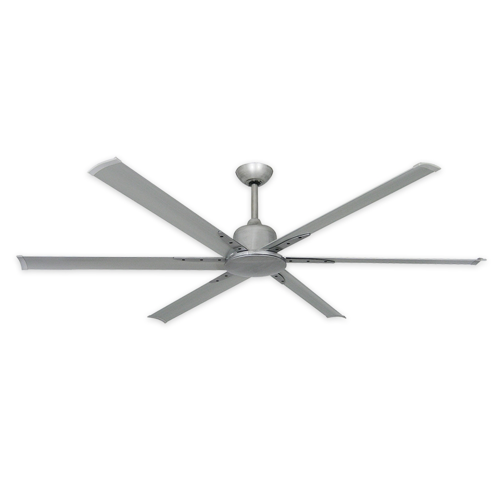 72 Inch Titan Ii Ceiling Fantroposair – Commercial Or Intended For Popular Outdoor Ceiling Fan No Electricity (Gallery 5 of 20)
