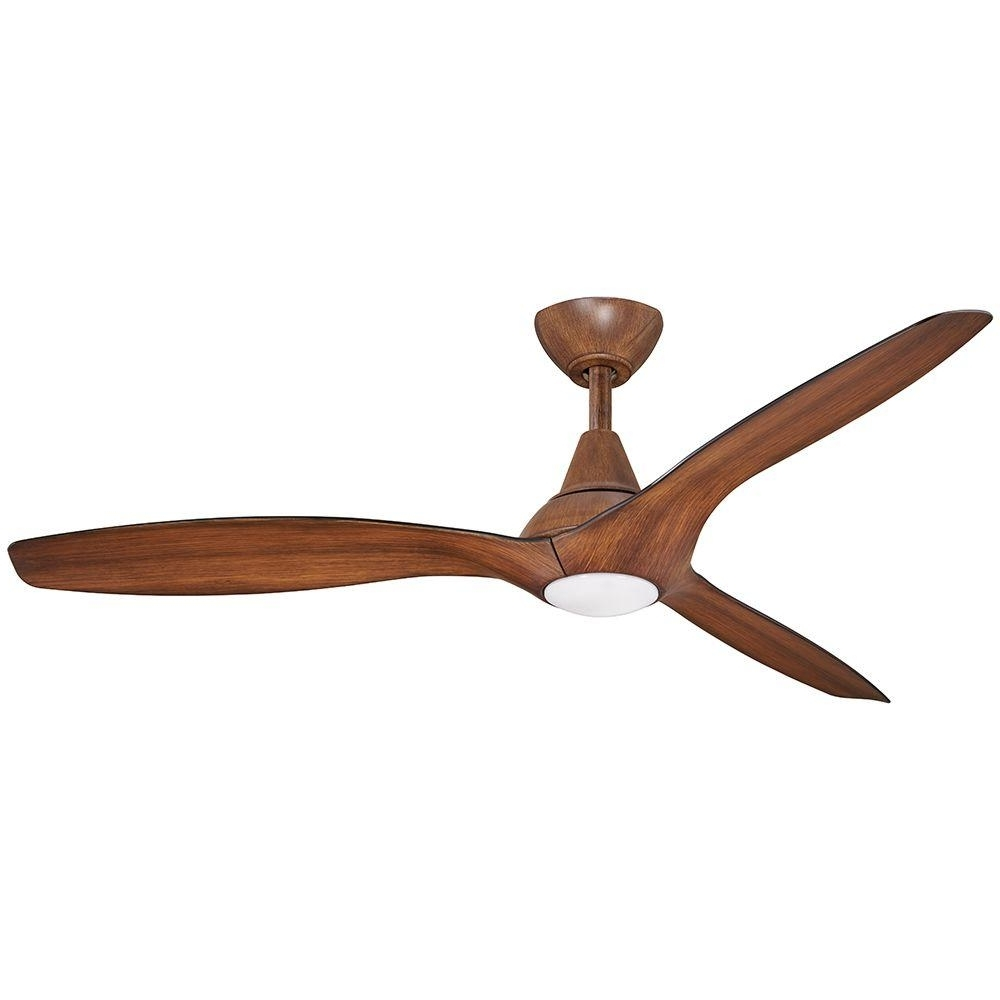 Aire A Minka Group Design Tidal Breeze 56 In. Led Indoor Distressed Regarding Current Minka Outdoor Ceiling Fans With Lights (Gallery 16 of 20)