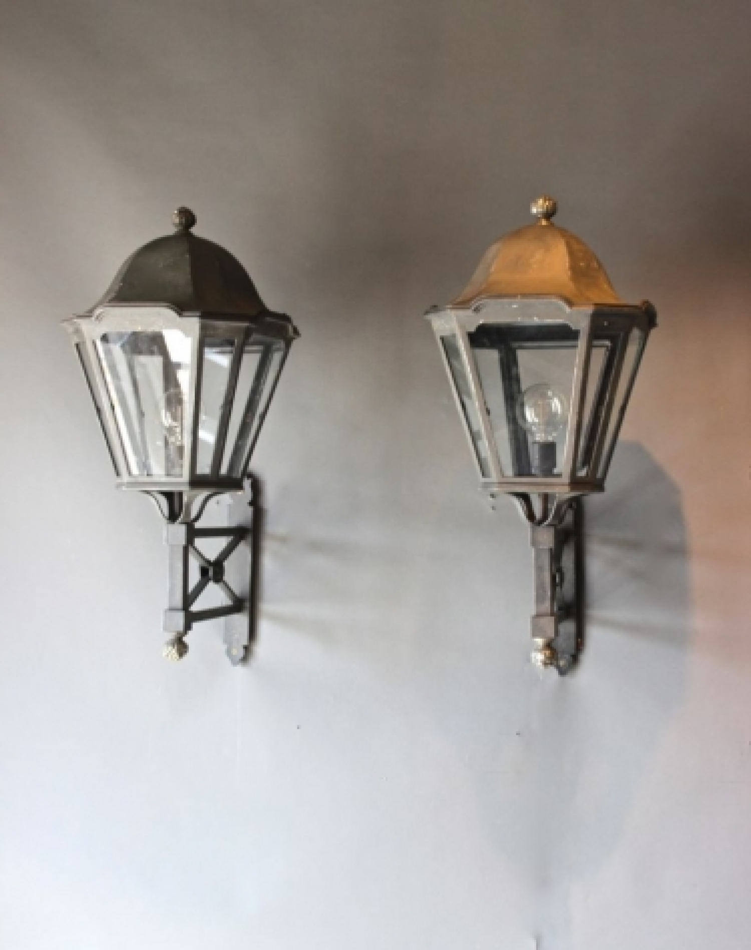 Antique Outside Lighting – Norfolk Decorative Antiques With Regard To Newest Antique Outdoor Lanterns (View 5 of 20)