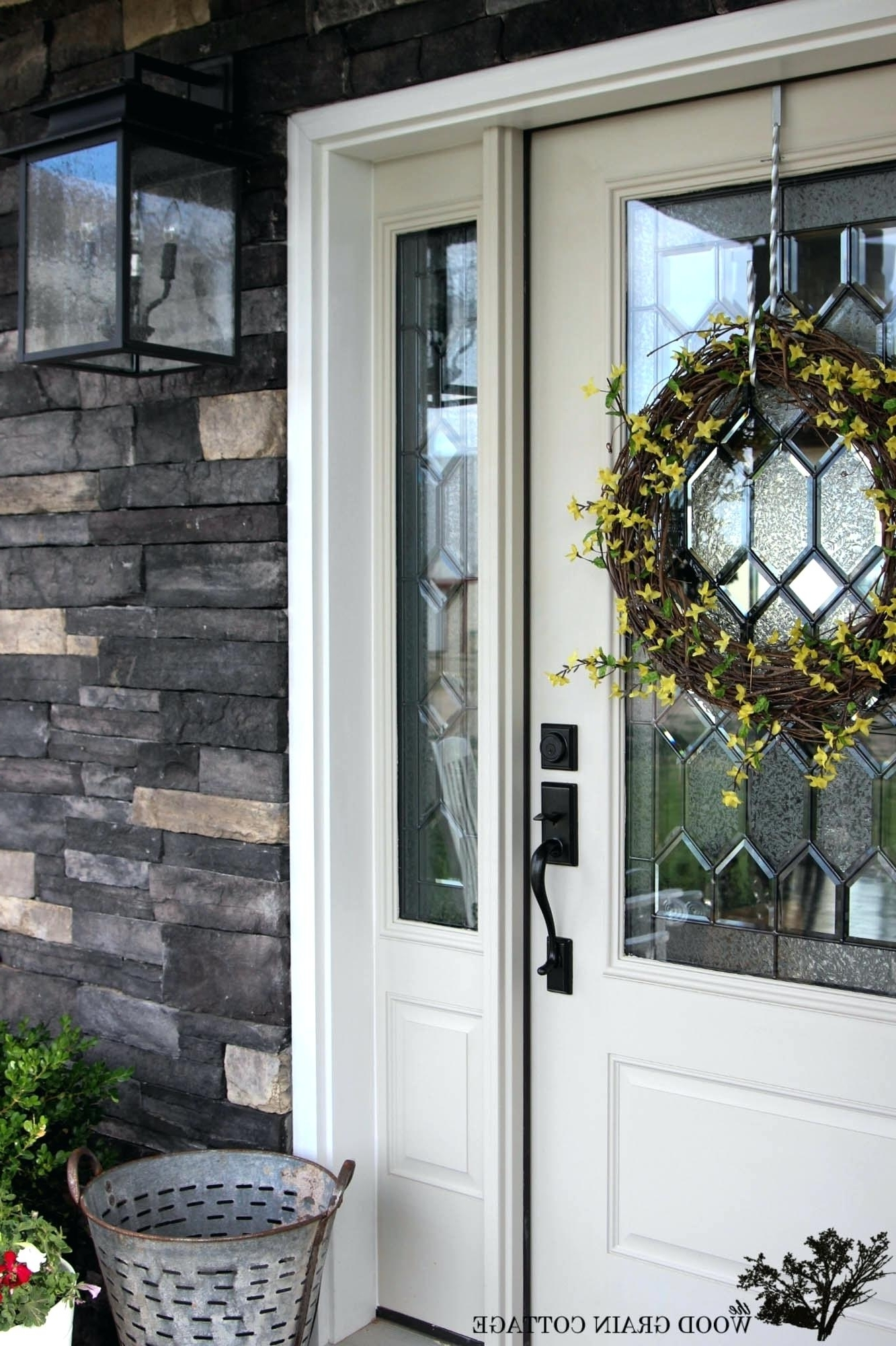 Articles With Outdoor Front Door Wall Lights Tag: Appealing Front Within Favorite Outdoor Door Lanterns (Gallery 15 of 20)