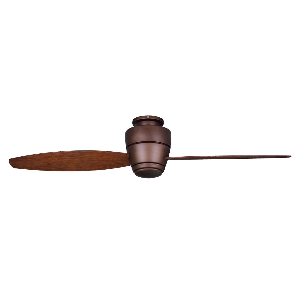 "Astra Ceiling Fan Oil Rubbed Bronze 54"" – Eid Fans (View 2 of 20)"