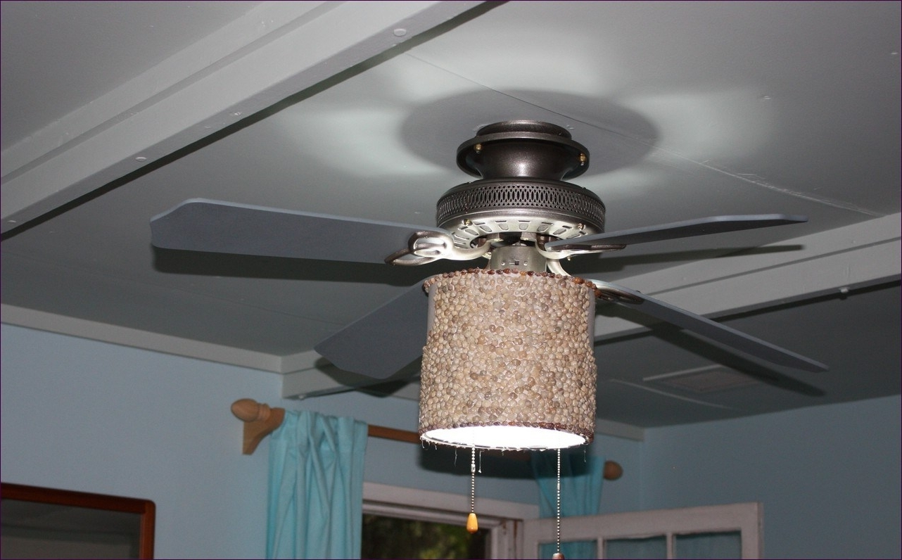 Attractive Image Ceiling Fan Light Shades Lowes Ceiling Fan Light For Well Known Outdoor Ceiling Fans With Light Globes (View 14 of 20)