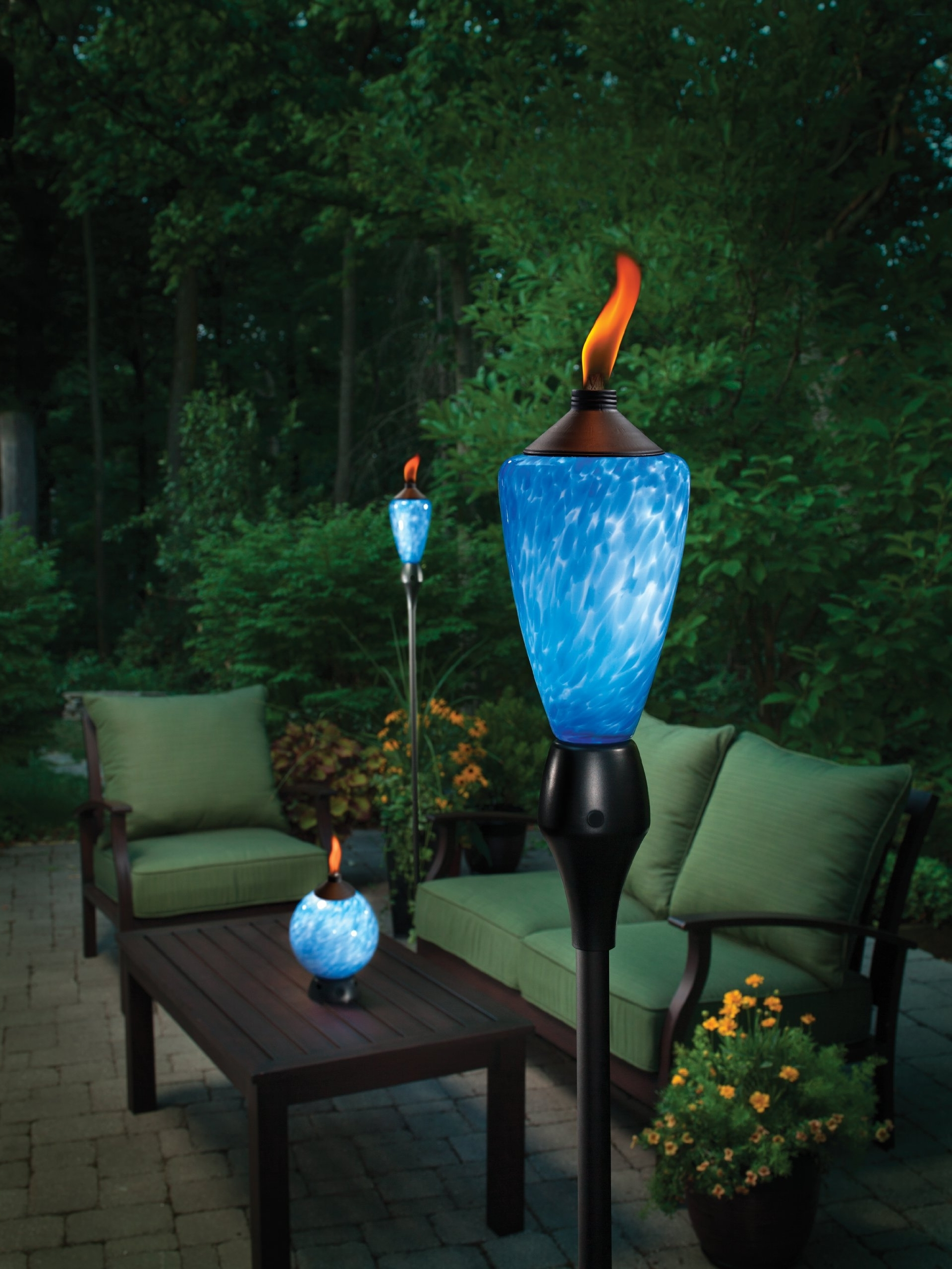 Backyard Torches Lanterns Decorating Tiki Torches Inside Widely Used Outdoor Tiki Lanterns (View 5 of 20)