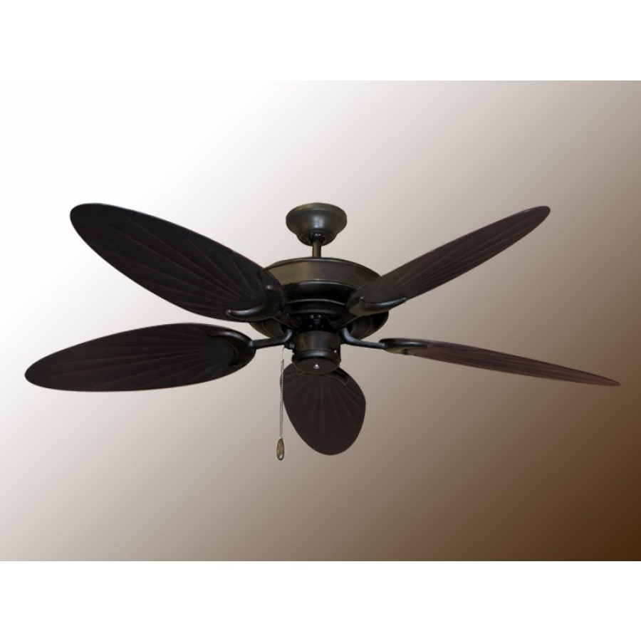 Bamboo Raindance, Outdoor Ceiling Fan Inside 2018 Bamboo Outdoor Ceiling Fans (View 6 of 20)