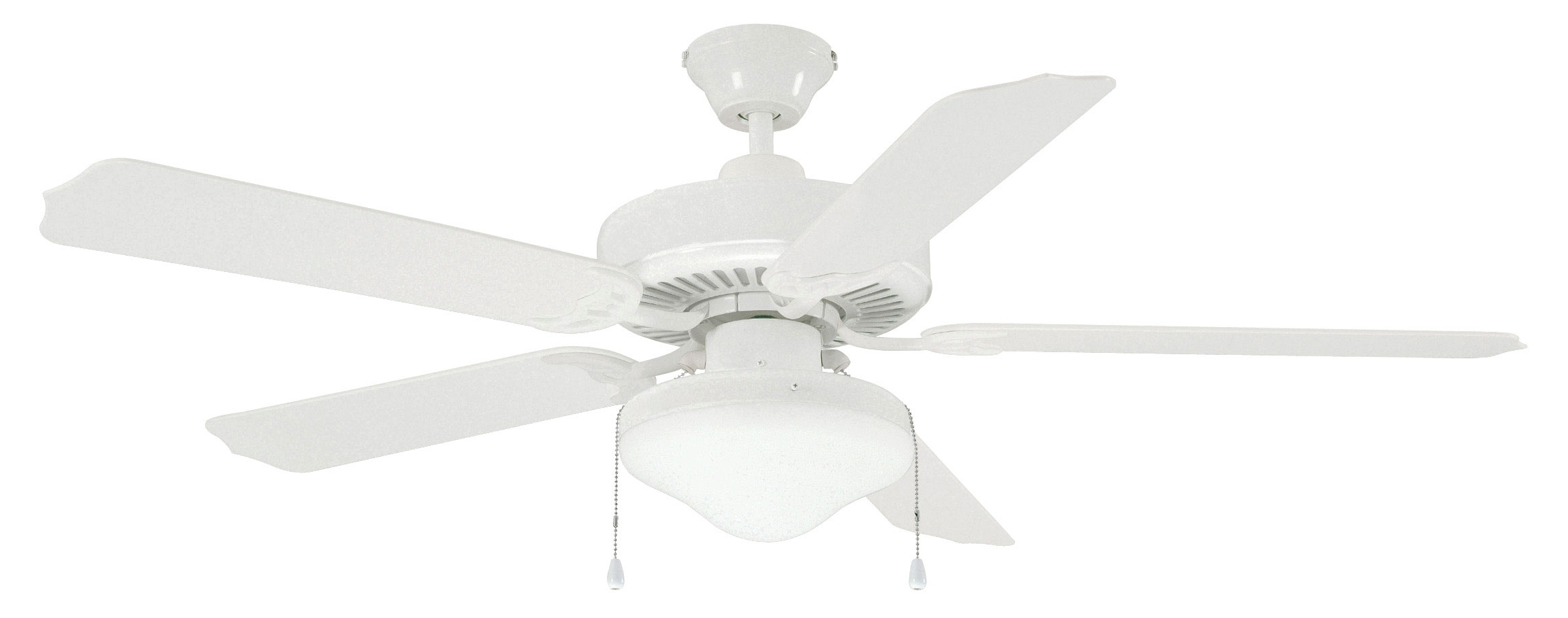 Best And Newest Ceiling Fans White Ceiling Fan With Light Cruise Outdoor Wet Rated Intended For White Outdoor Ceiling Fans With Lights (View 2 of 20)