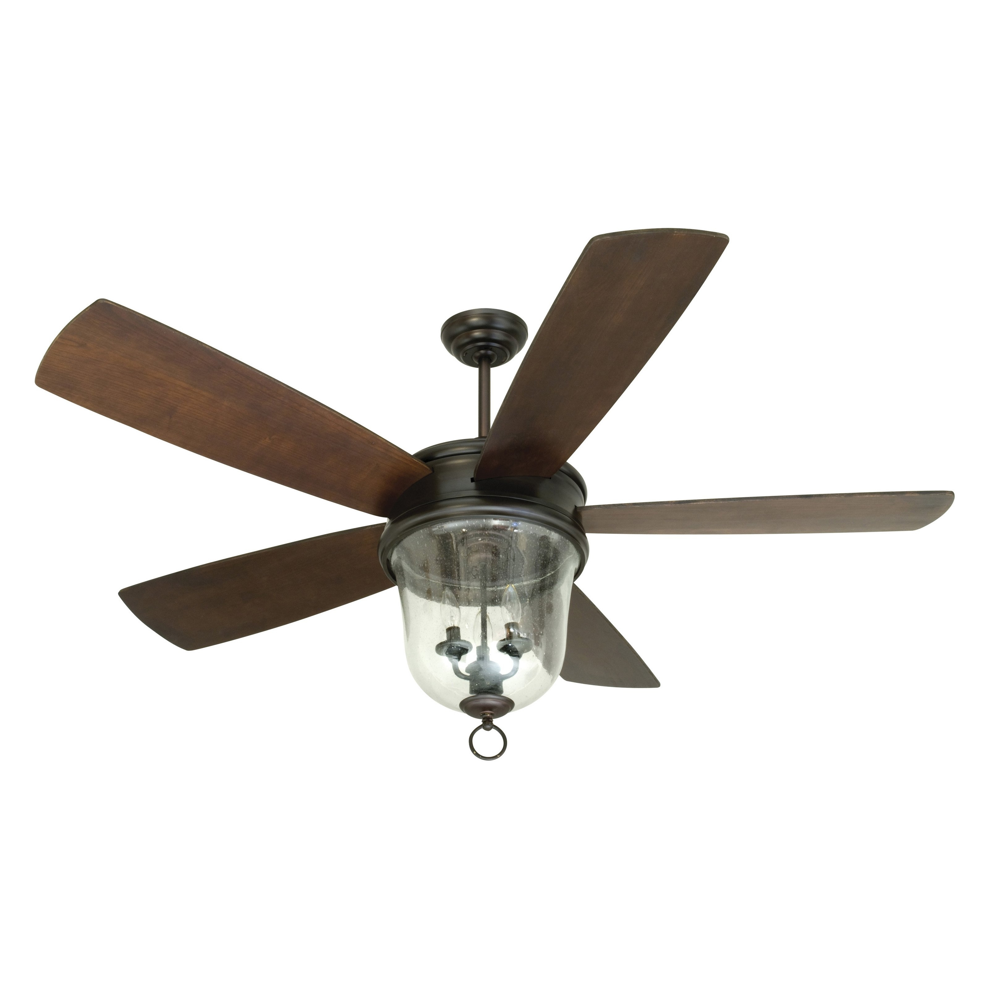 Best And Newest Craftmade Fb60Obg Fredericksburg 60 In. Indoor Ceiling Fan – Oiled Inside Oversized Outdoor Ceiling Fans (Gallery 9 of 20)