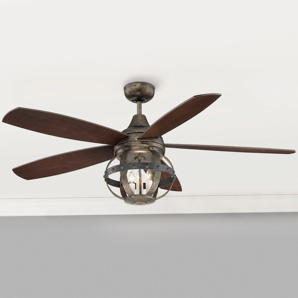 Best And Newest Electronics: Indoor Outdoor Ceiling Fans With Lights Fresh 52 Indoor Throughout Unique Outdoor Ceiling Fans With Lights (View 19 of 20)