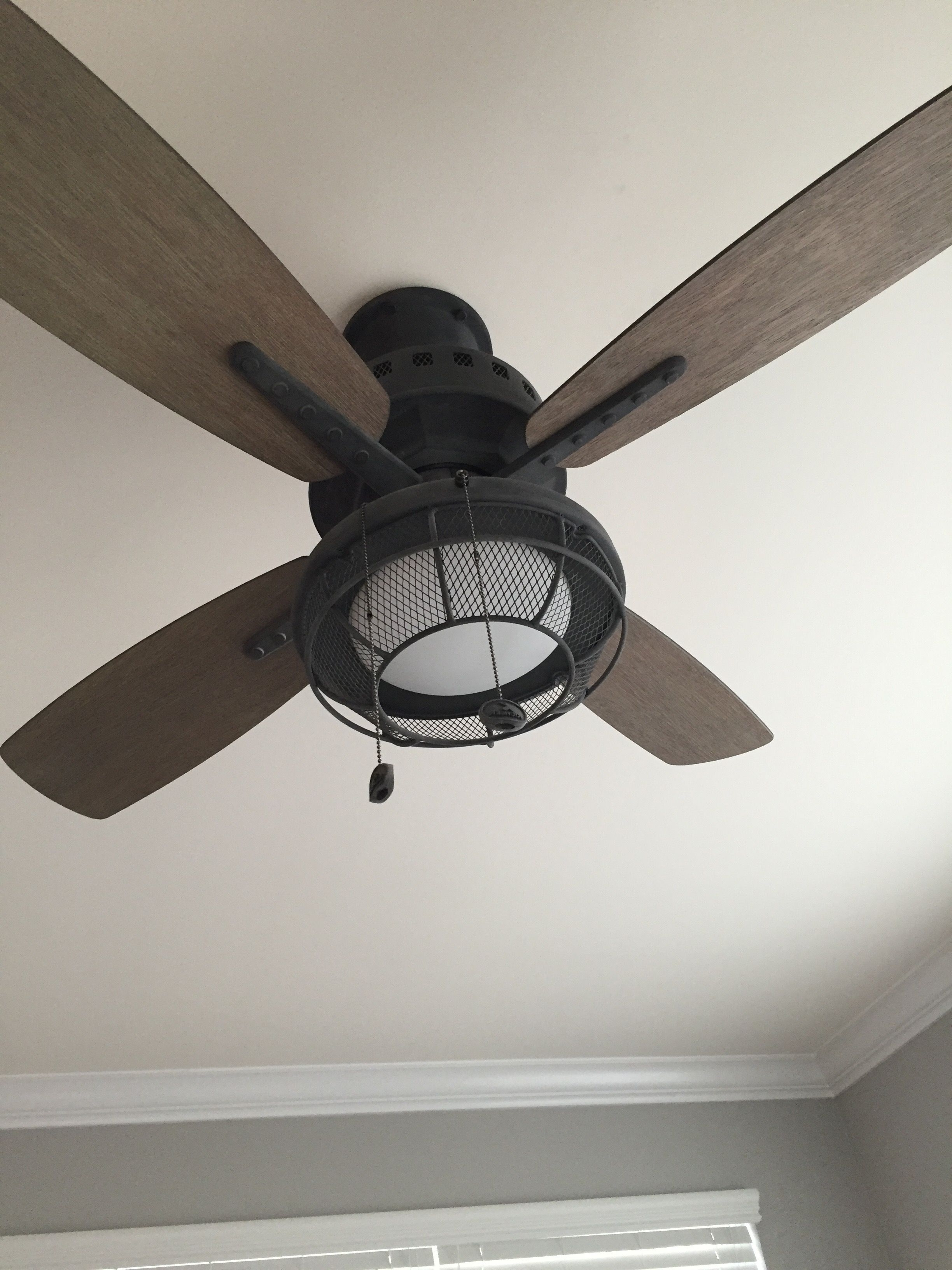 Best And Newest Farmhouse/industrial Ceiling Fans (View 3 of 20)