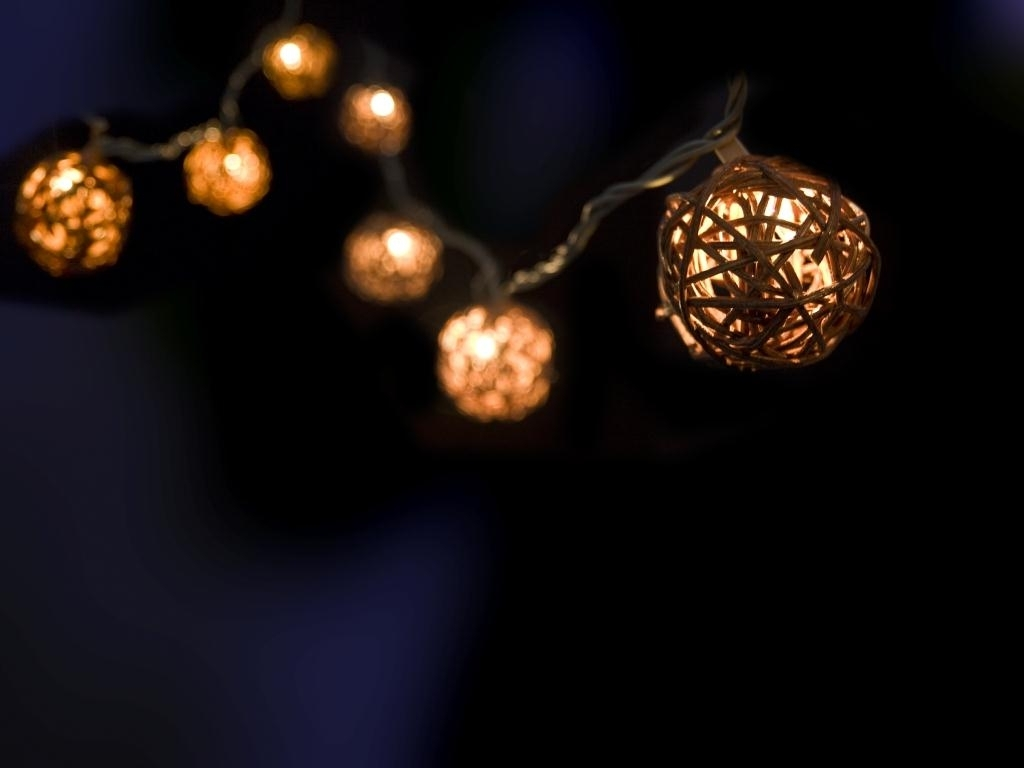 Best And Newest Outdoor Bamboo Lanterns With Regard To Bamboo Hanging Light Strings (View 19 of 20)