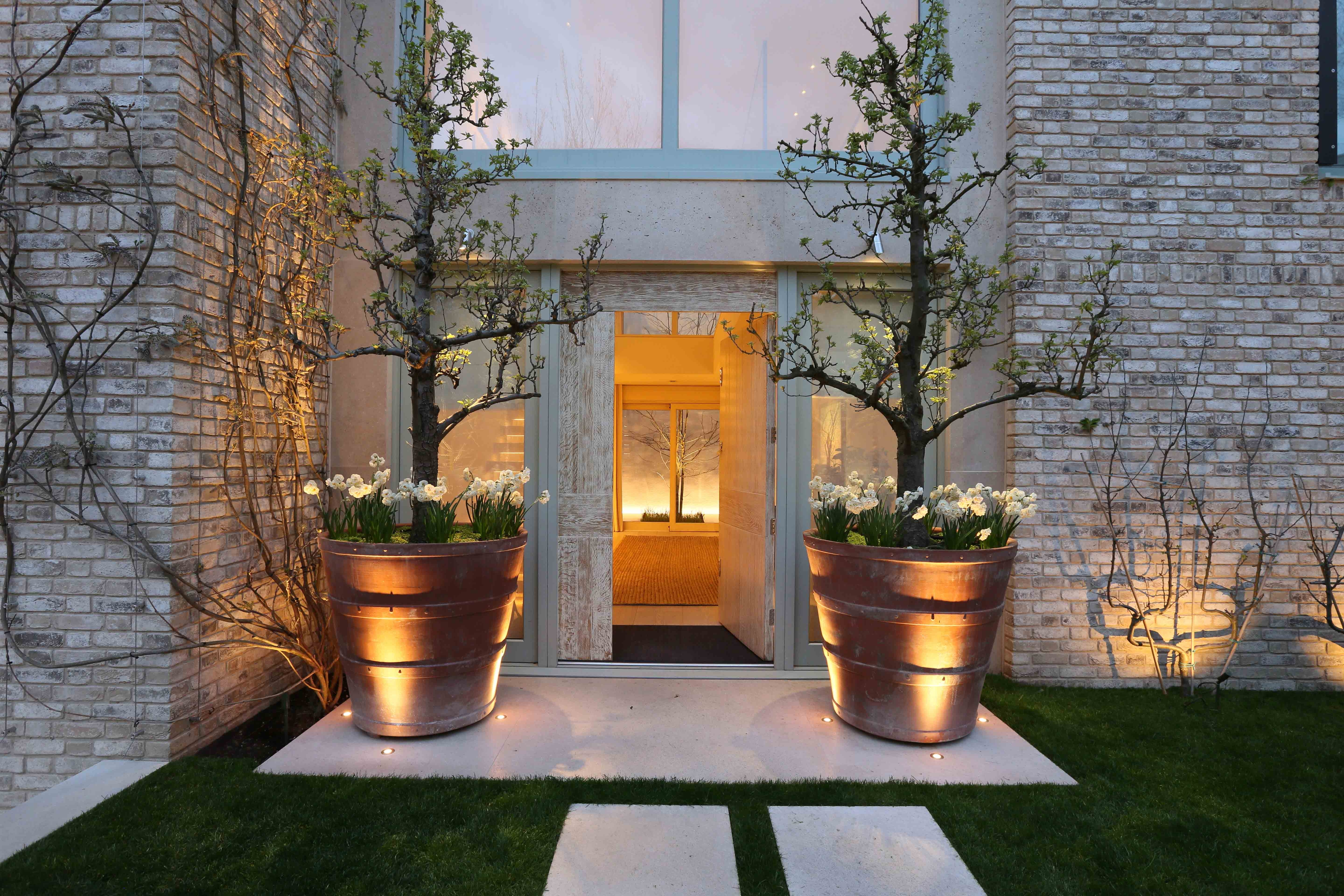 Best And Newest Outdoor Lanterns For Front Door Pertaining To Front Door Lighting Ideas And Products (View 1 of 20)