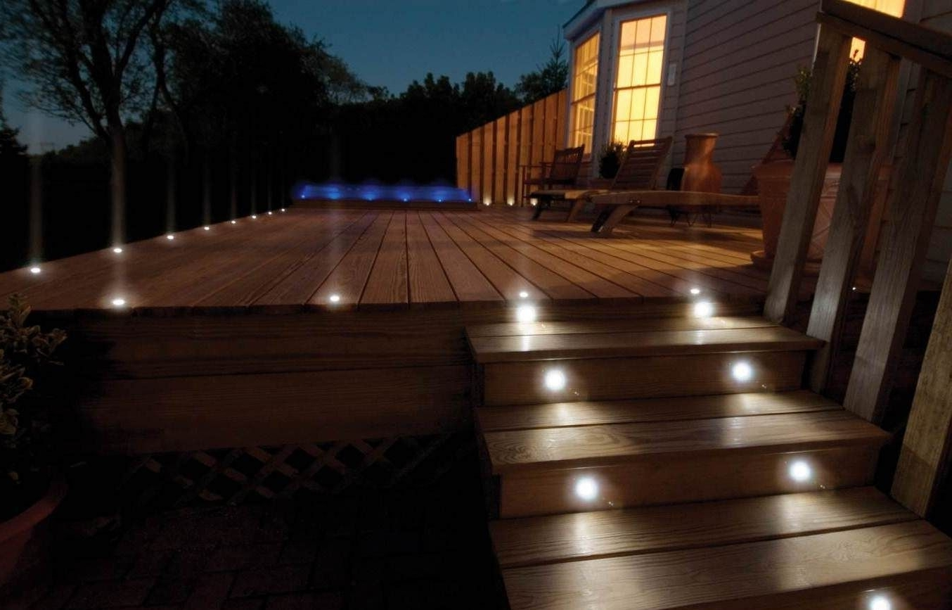 Best And Newest String Lights Deck Ideas Outdoor Lighting Patio Living Bestr Decks With Regard To Outdoor Lanterns For Deck (View 2 of 20)