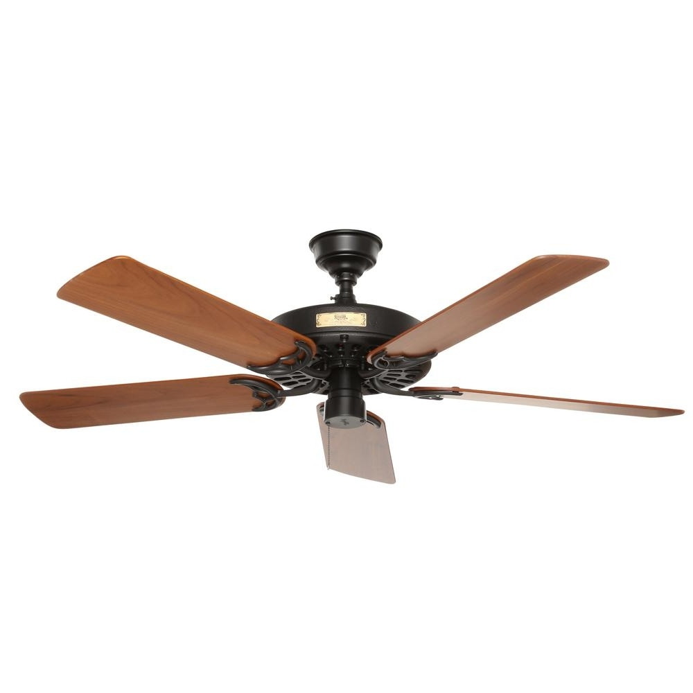 Big Air 96 In. Indoor/outdoor Oil Rubbed Bronze Industrial Ceiling Inside Preferred High Volume Outdoor Ceiling Fans (Gallery 11 of 20)