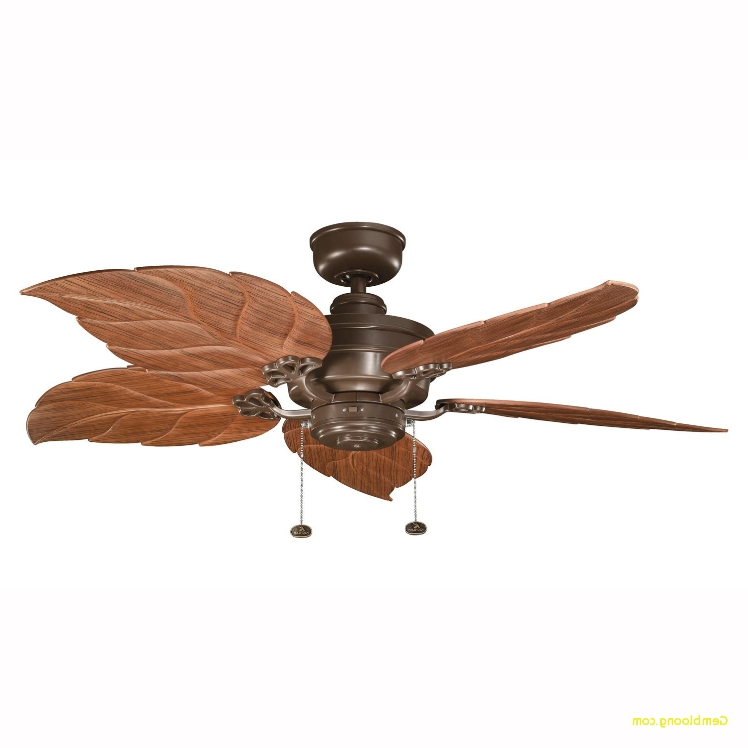 Bossconseil Pertaining To Outdoor Ceiling Fan With Bluetooth Speaker (View 3 of 20)
