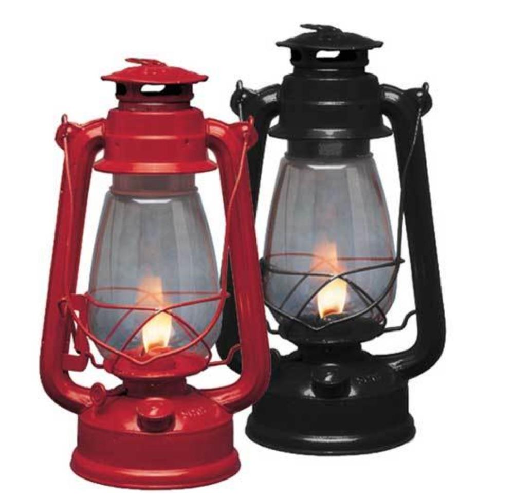 Brand New Weatherrite Oil Lantern Red Or Black Kerosene Outdoor Intended For Well Known Outdoor Kerosene Lanterns (View 20 of 20)