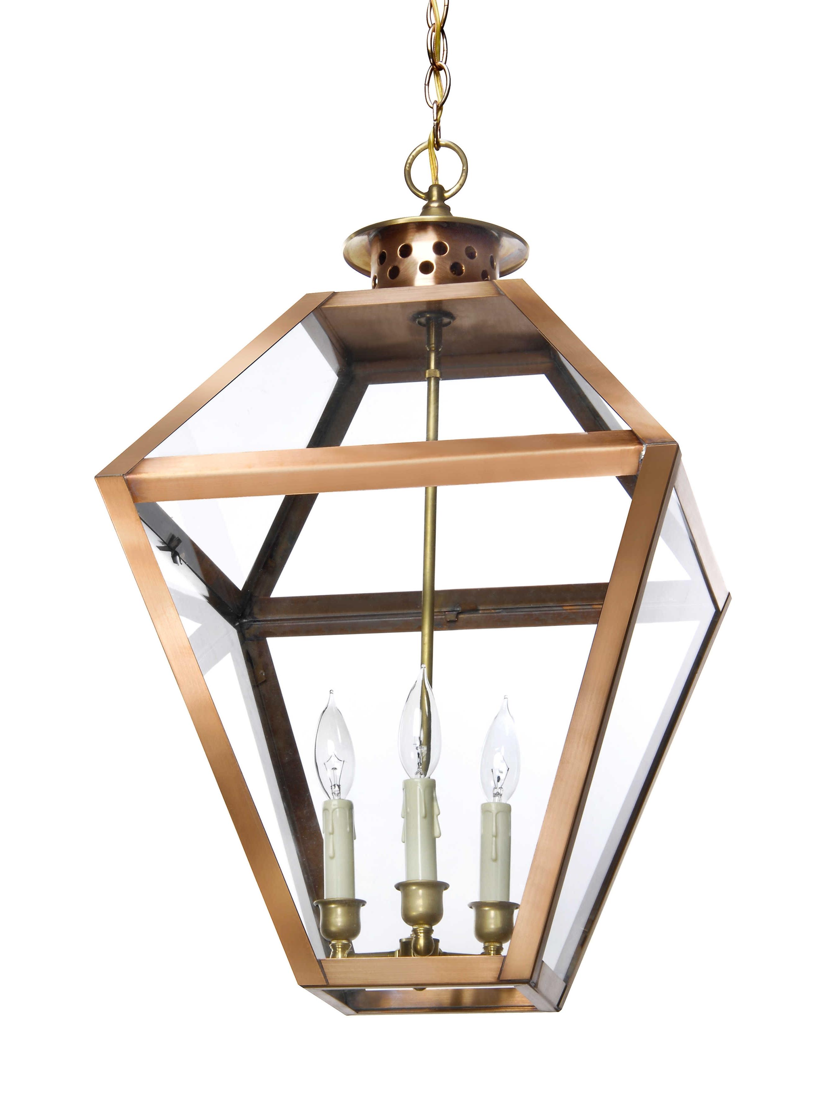 Bs 16 Victorian Lantern (View 2 of 20)