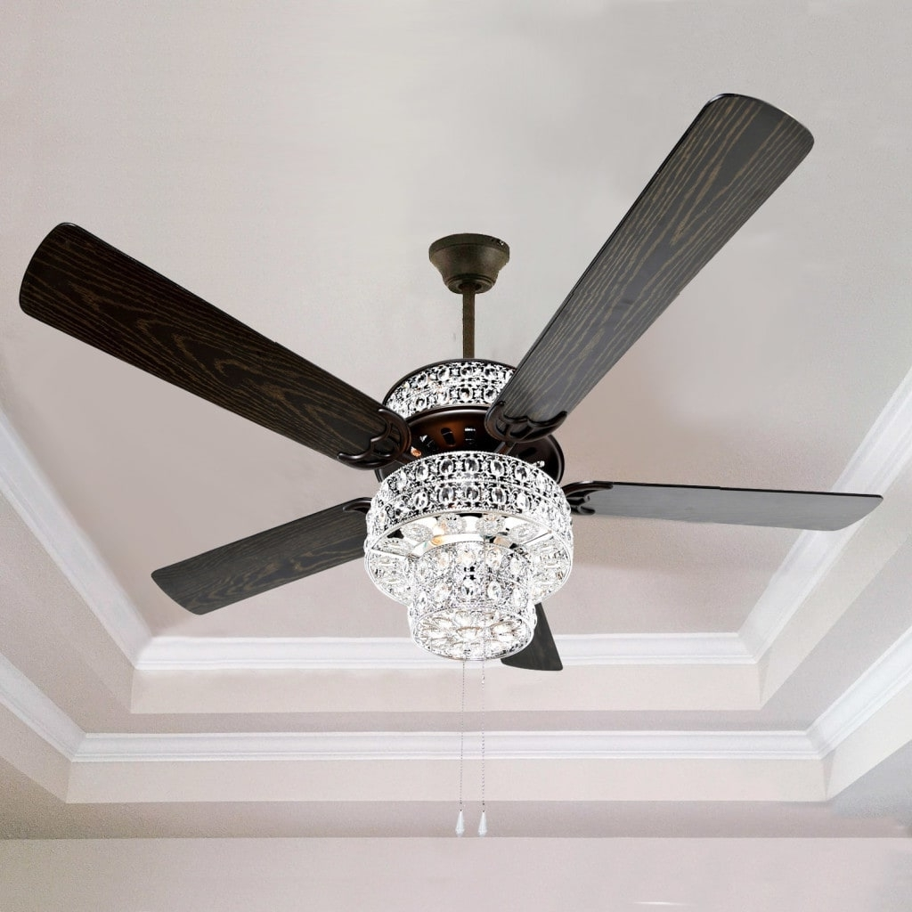Buy Ceiling Fans Online At Overstock (View 3 of 20)
